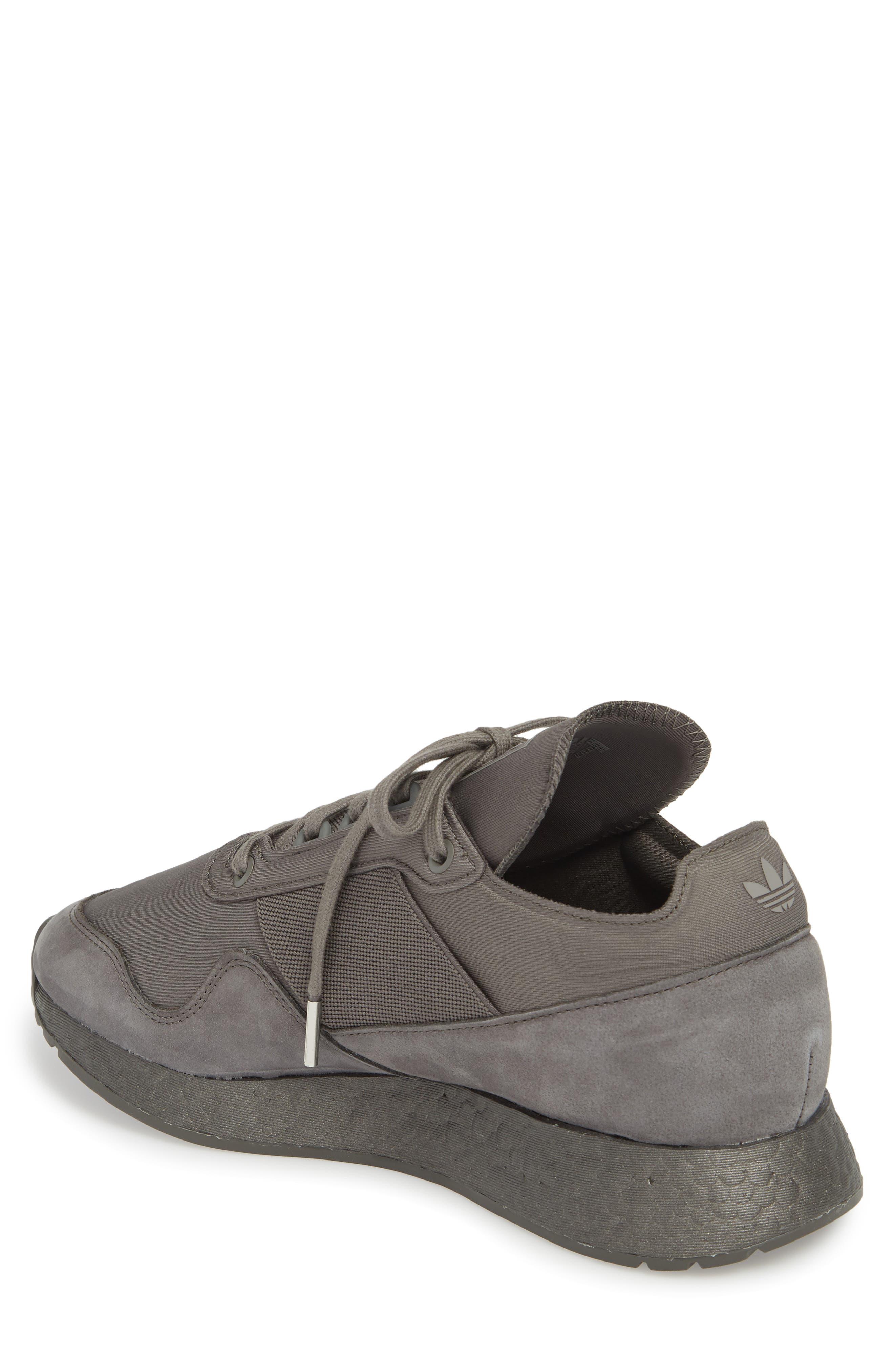 New York Present Arsham Sneaker,                             Alternate thumbnail 2, color,                             Grey