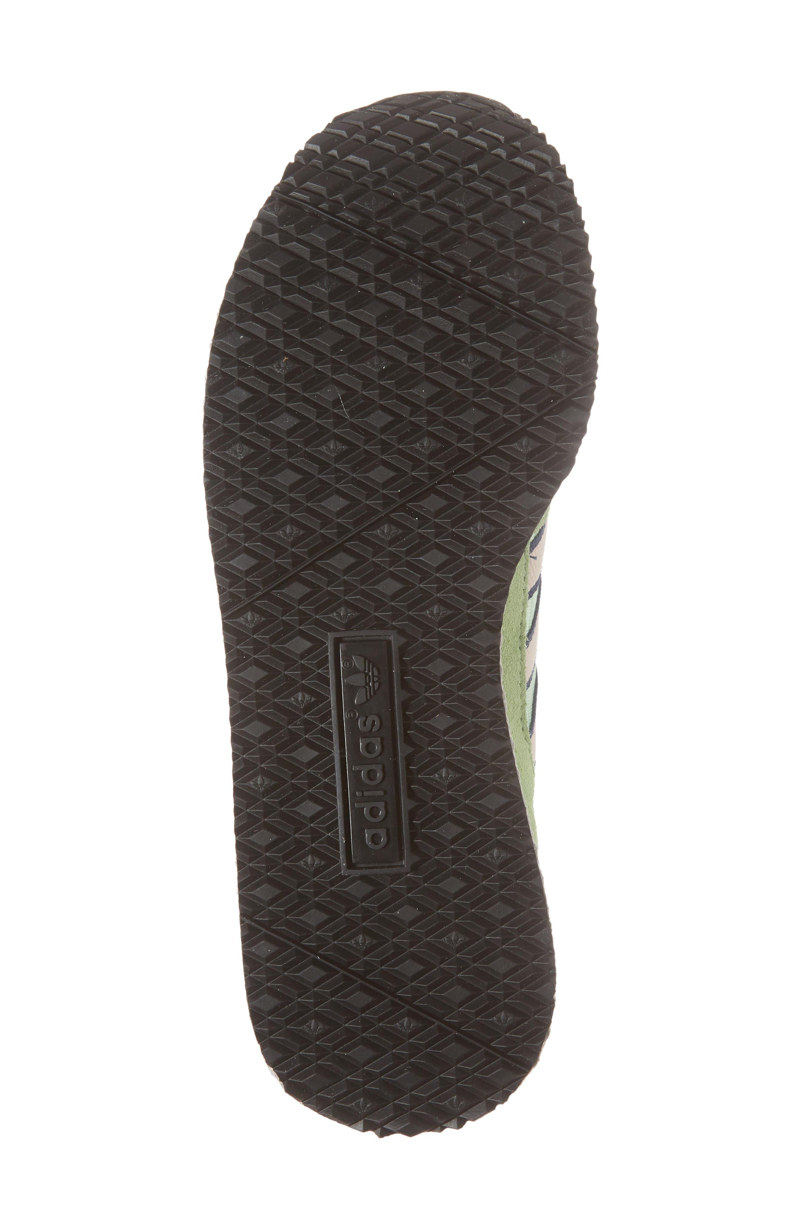 Glenbuck SPZL Sneaker,                             Alternate thumbnail 6, color,                             Green