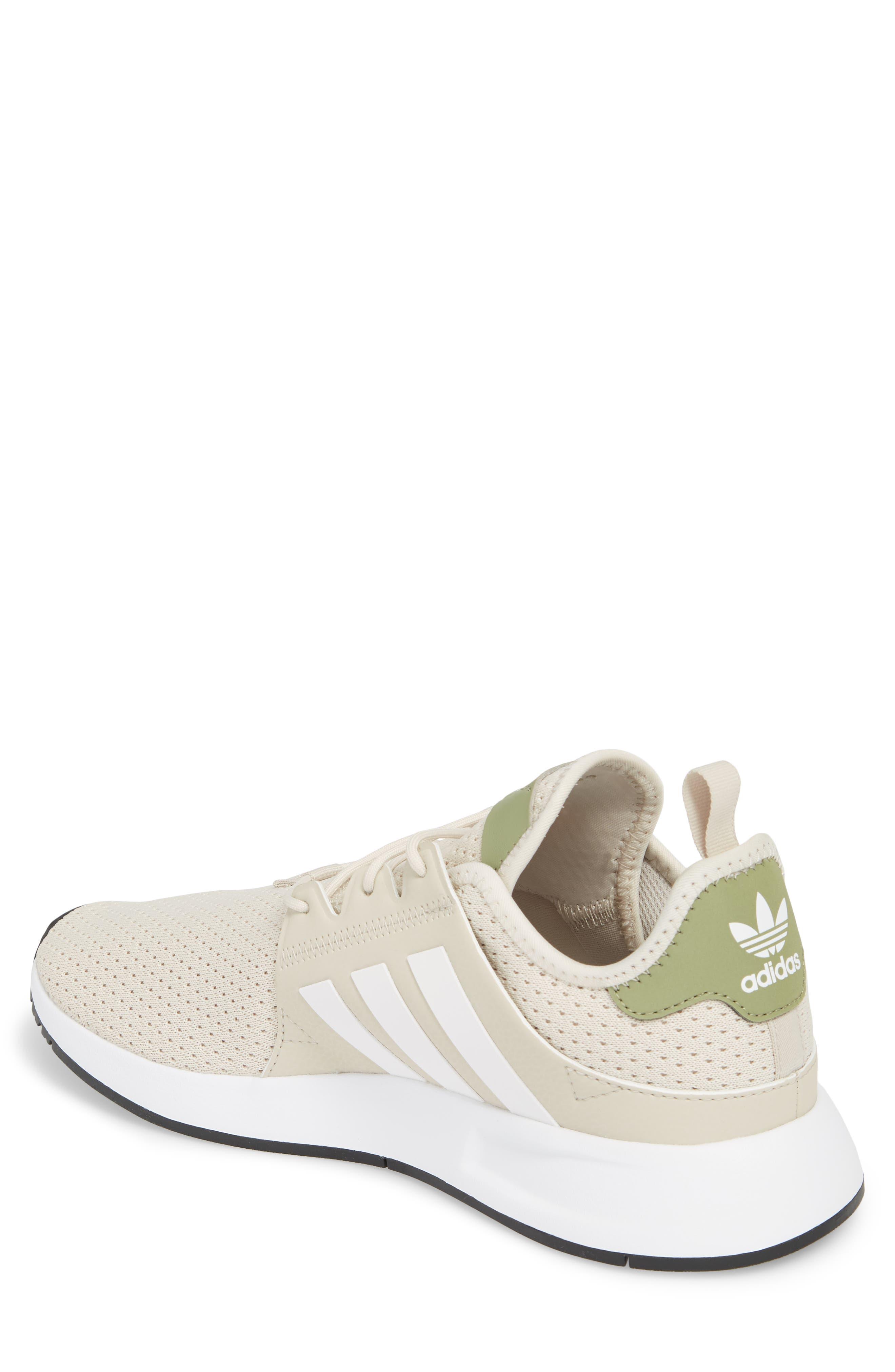 X_PLR Sneaker,                             Alternate thumbnail 2, color,                             Brown/ White / Trace Cargo