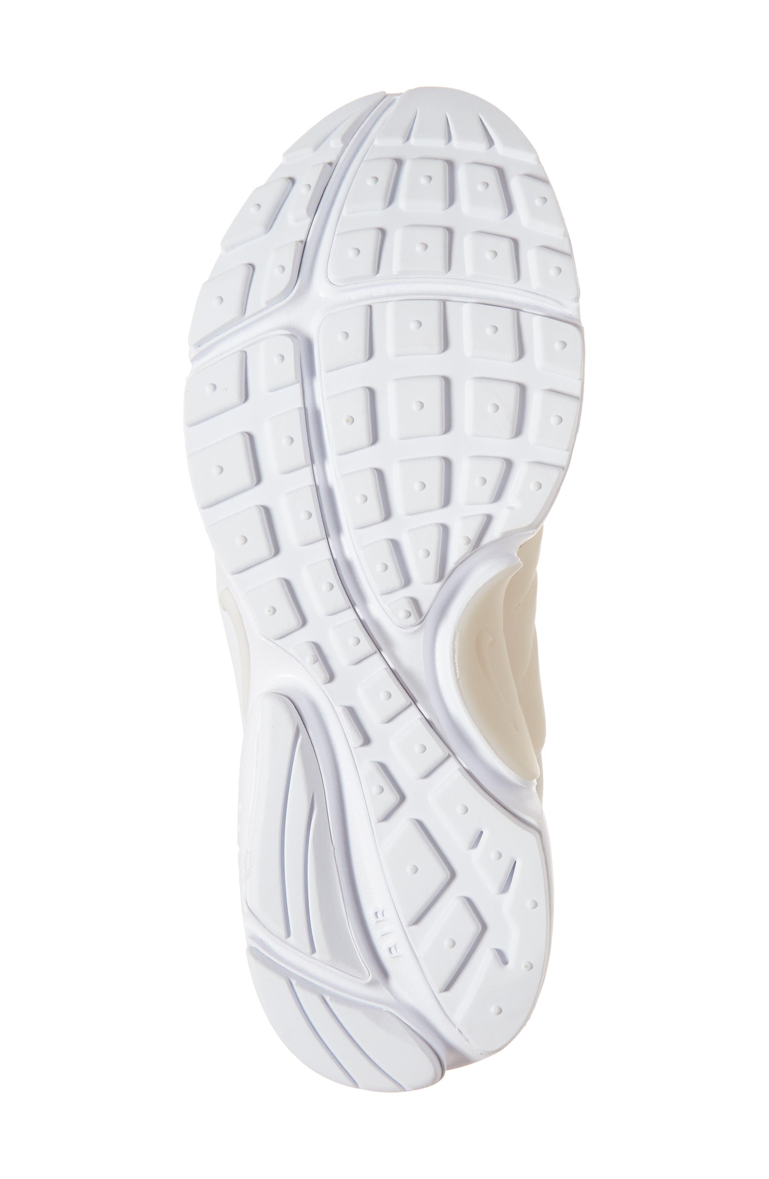 Air Presto Sneaker,                             Alternate thumbnail 6, color,                             Desert Sand/ Desert Sand