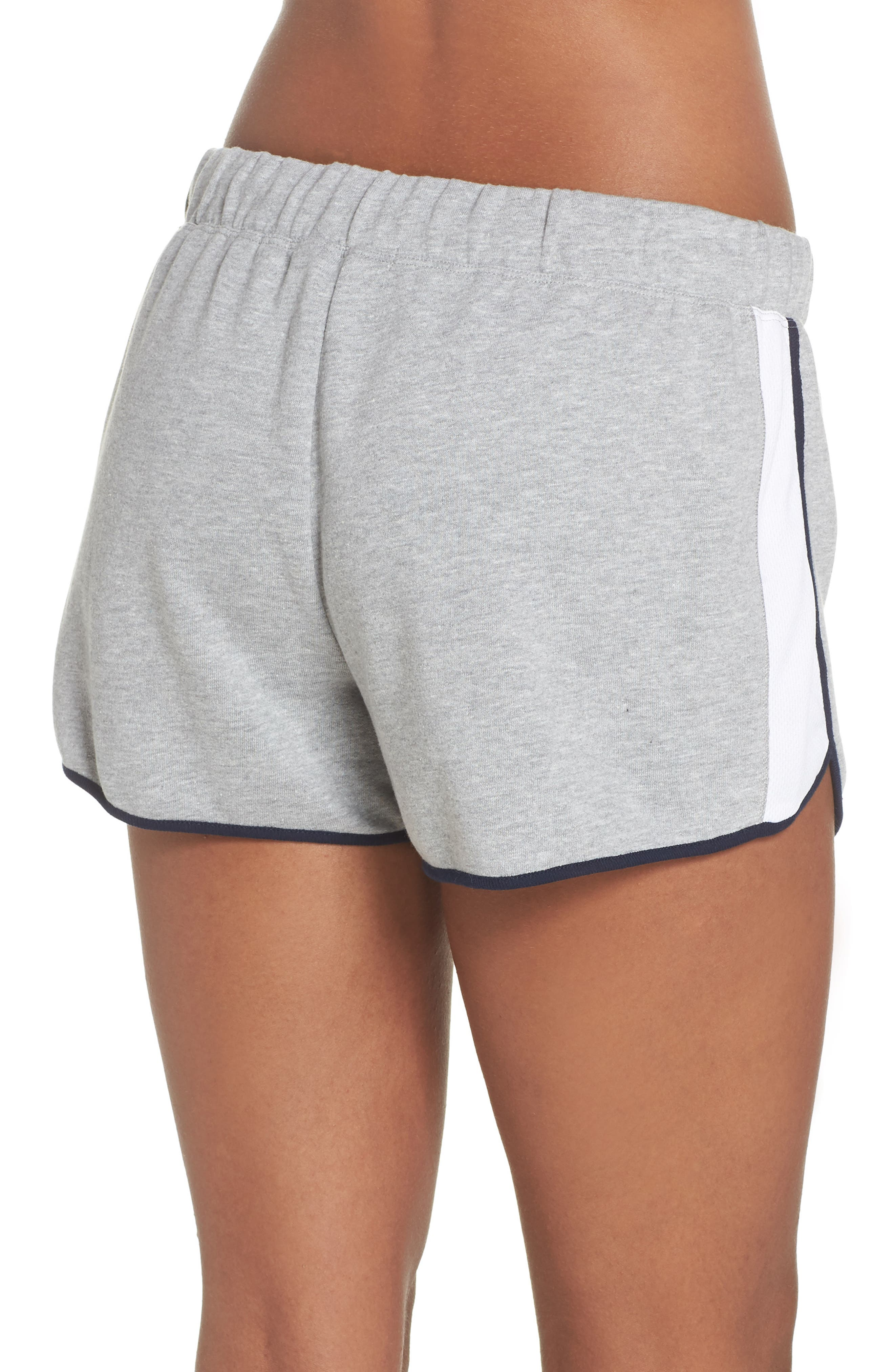 Lounge Shorts,                             Alternate thumbnail 2, color,                             Heather Gray