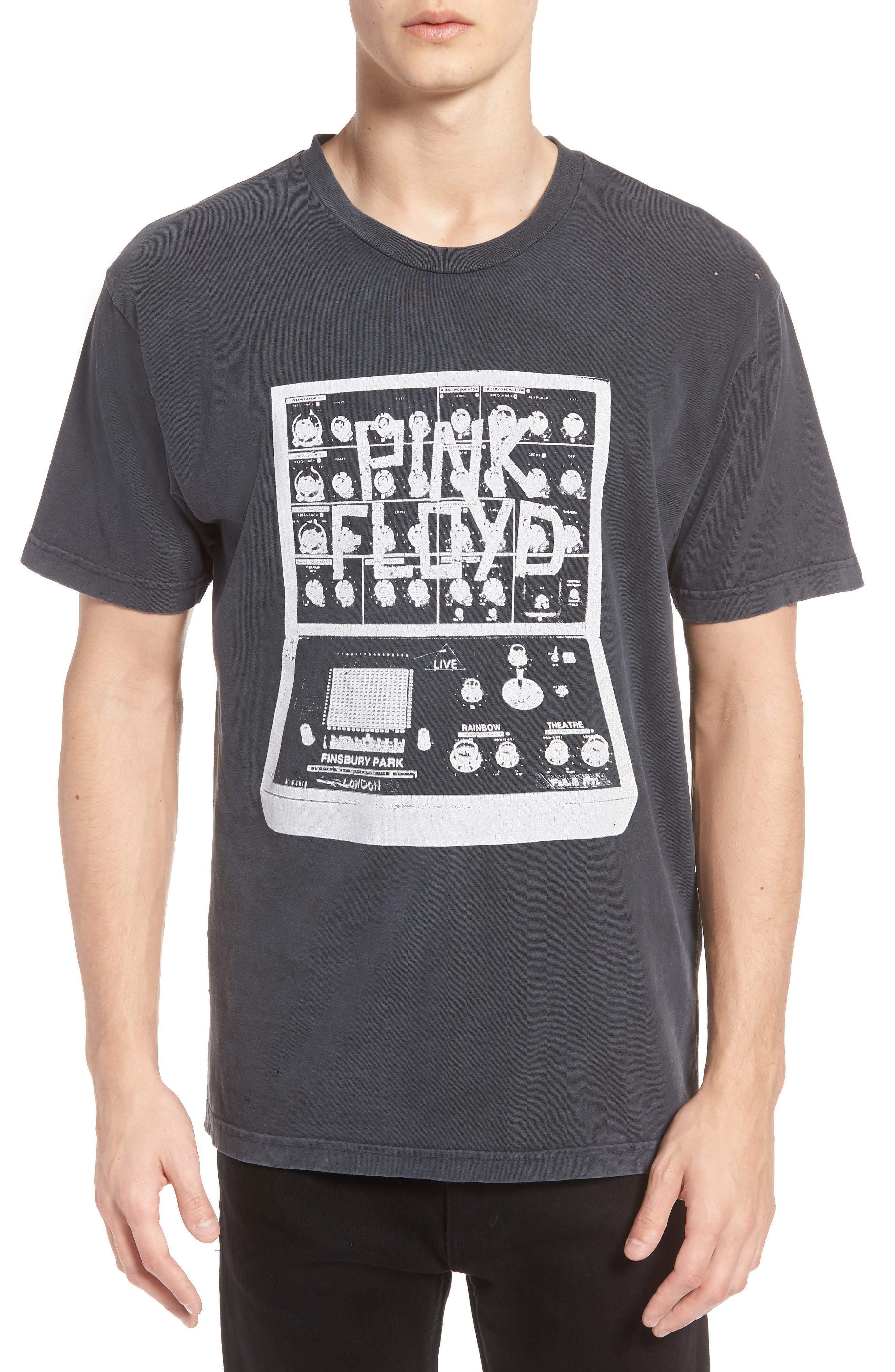 Original Retro Brand Pink Floyd Synth T-Shirt