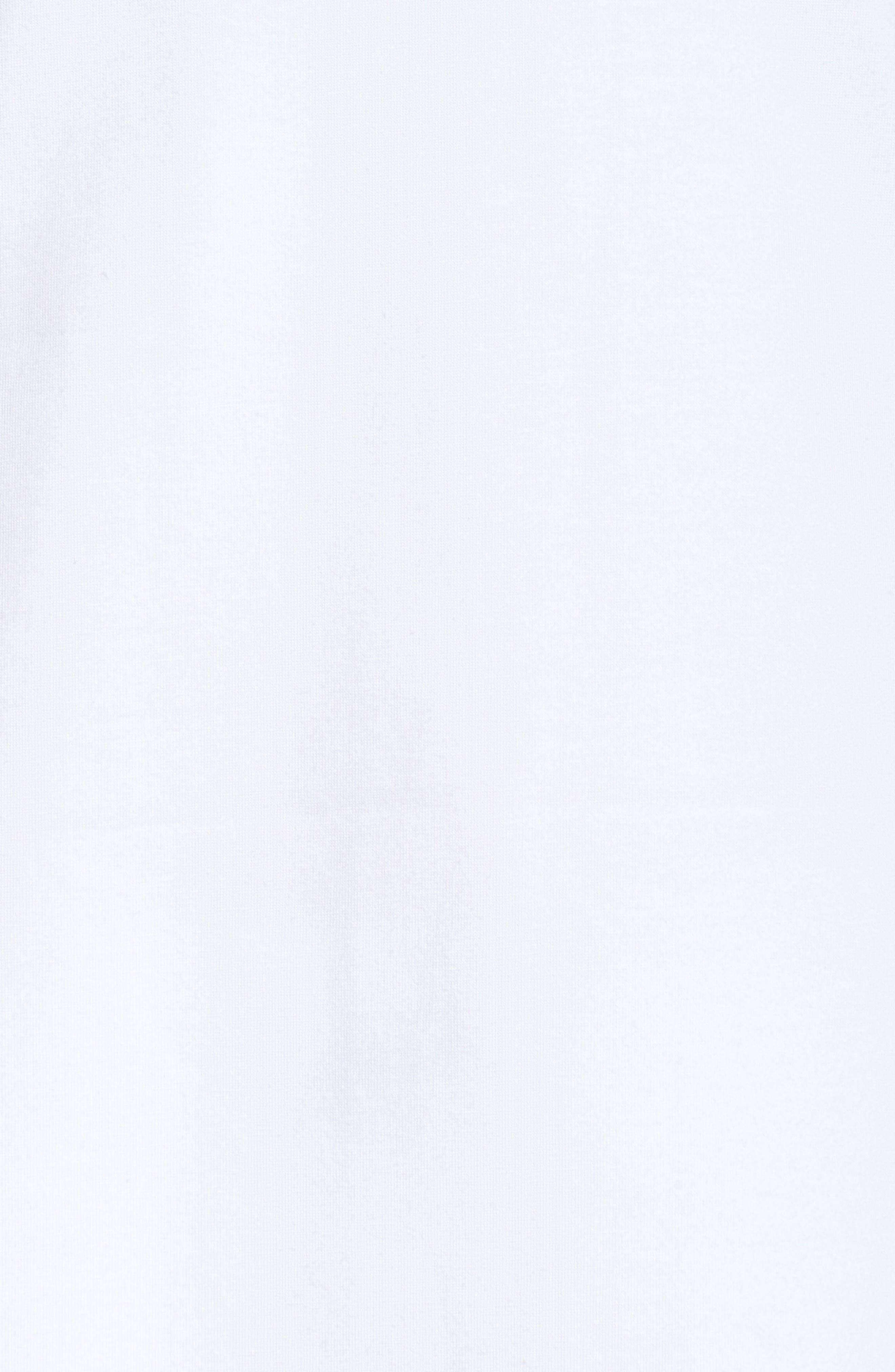 Bristol Pullover,                             Alternate thumbnail 3, color,                             White/ Black