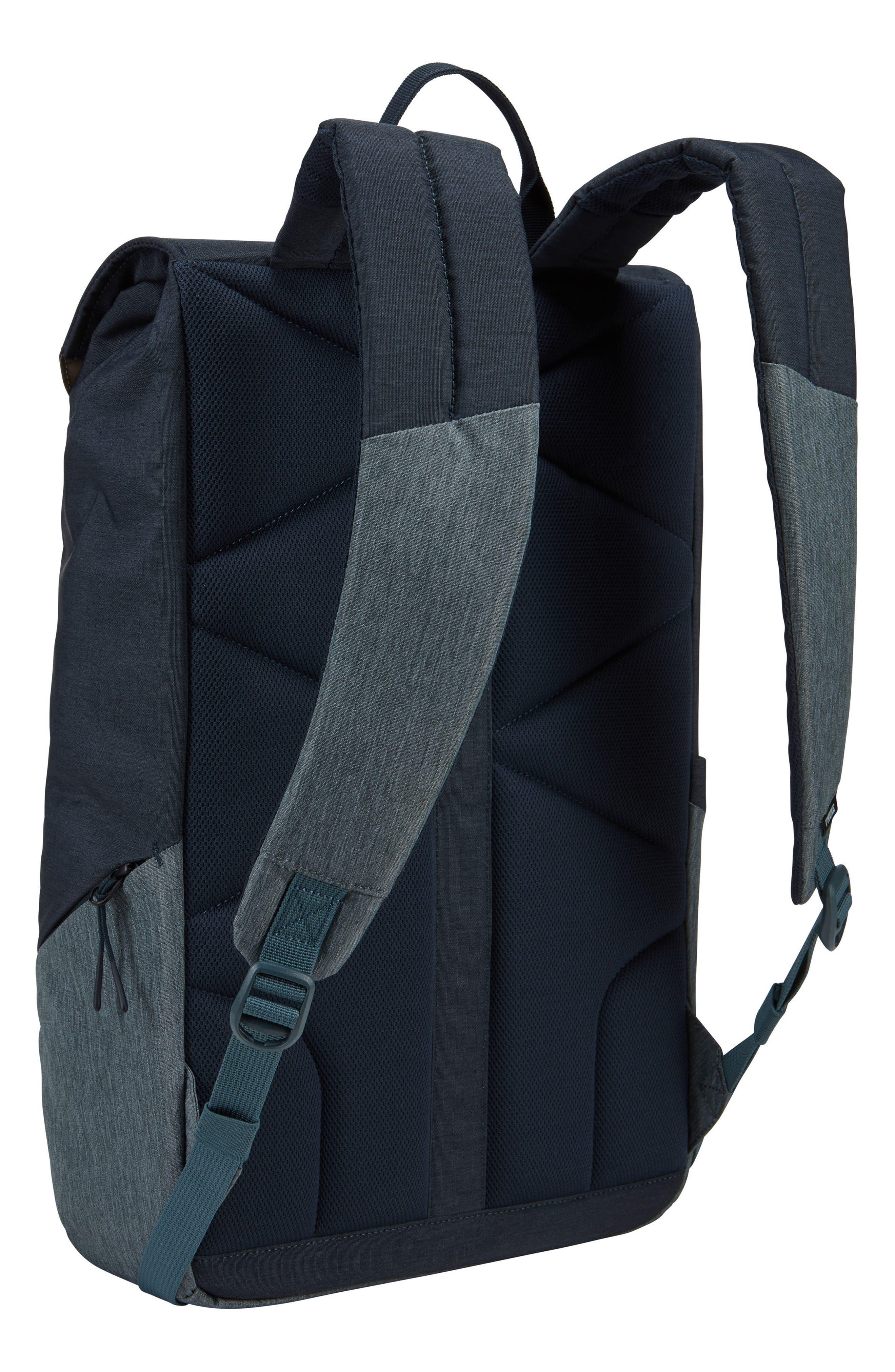 Lithos Backpack,                             Alternate thumbnail 2, color,                             Carbon Blue