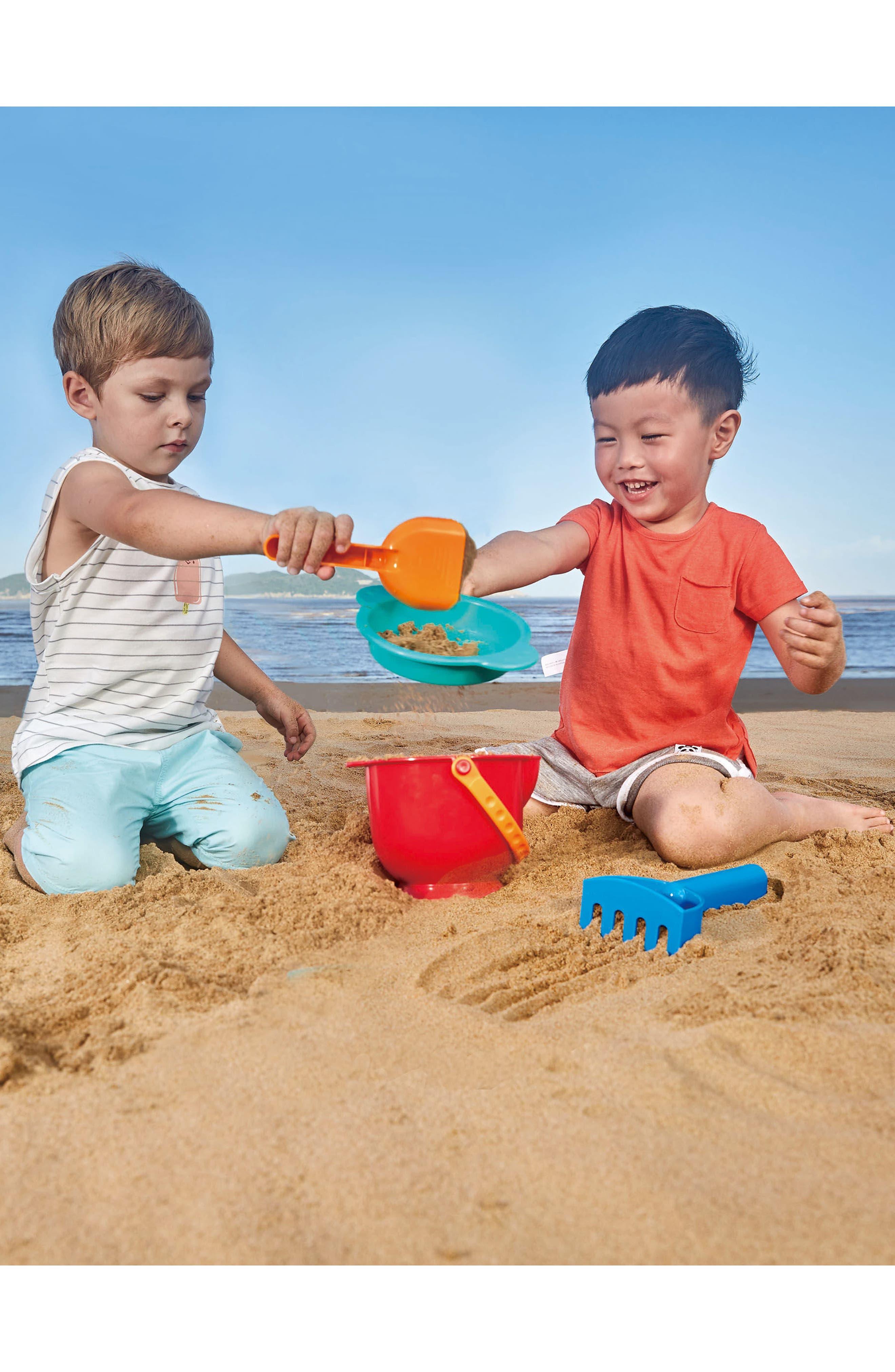 Beach Toy Kit,                             Alternate thumbnail 2, color,                             Multi