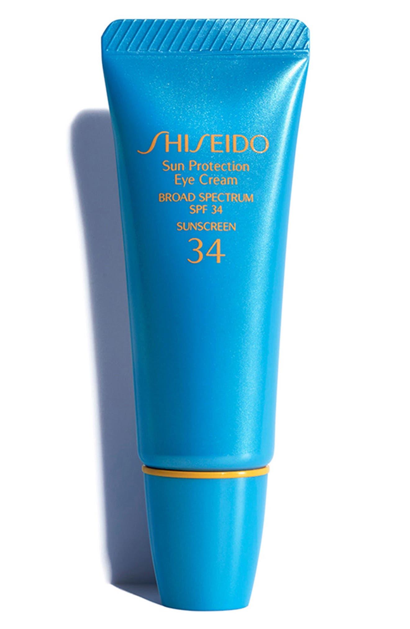 Sun Protection Eye Cream SPF 34,                             Main thumbnail 1, color,                             No Color