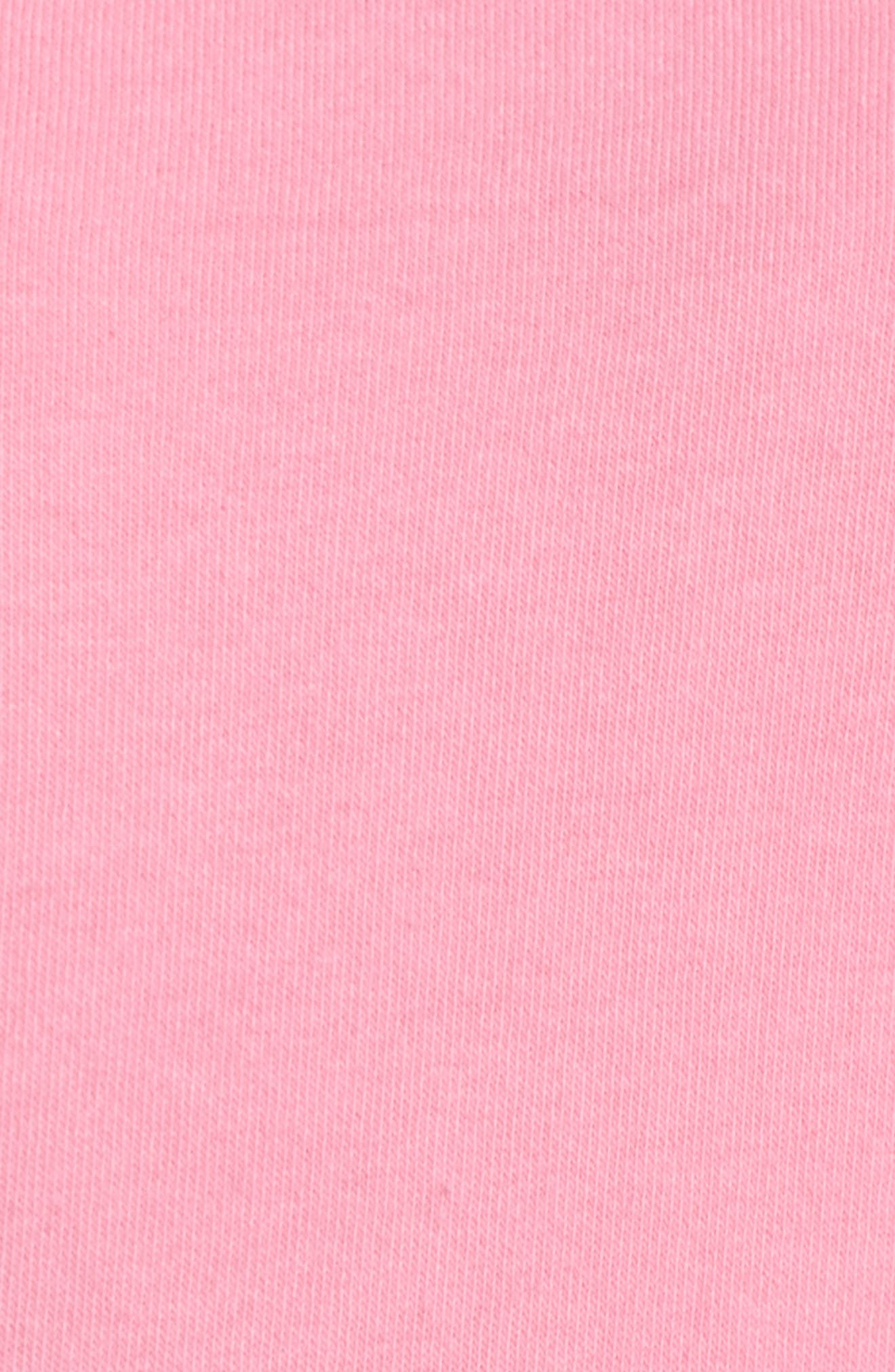 Sleepy Fleece Hoodie,                             Alternate thumbnail 6, color,                             Pink Sachet