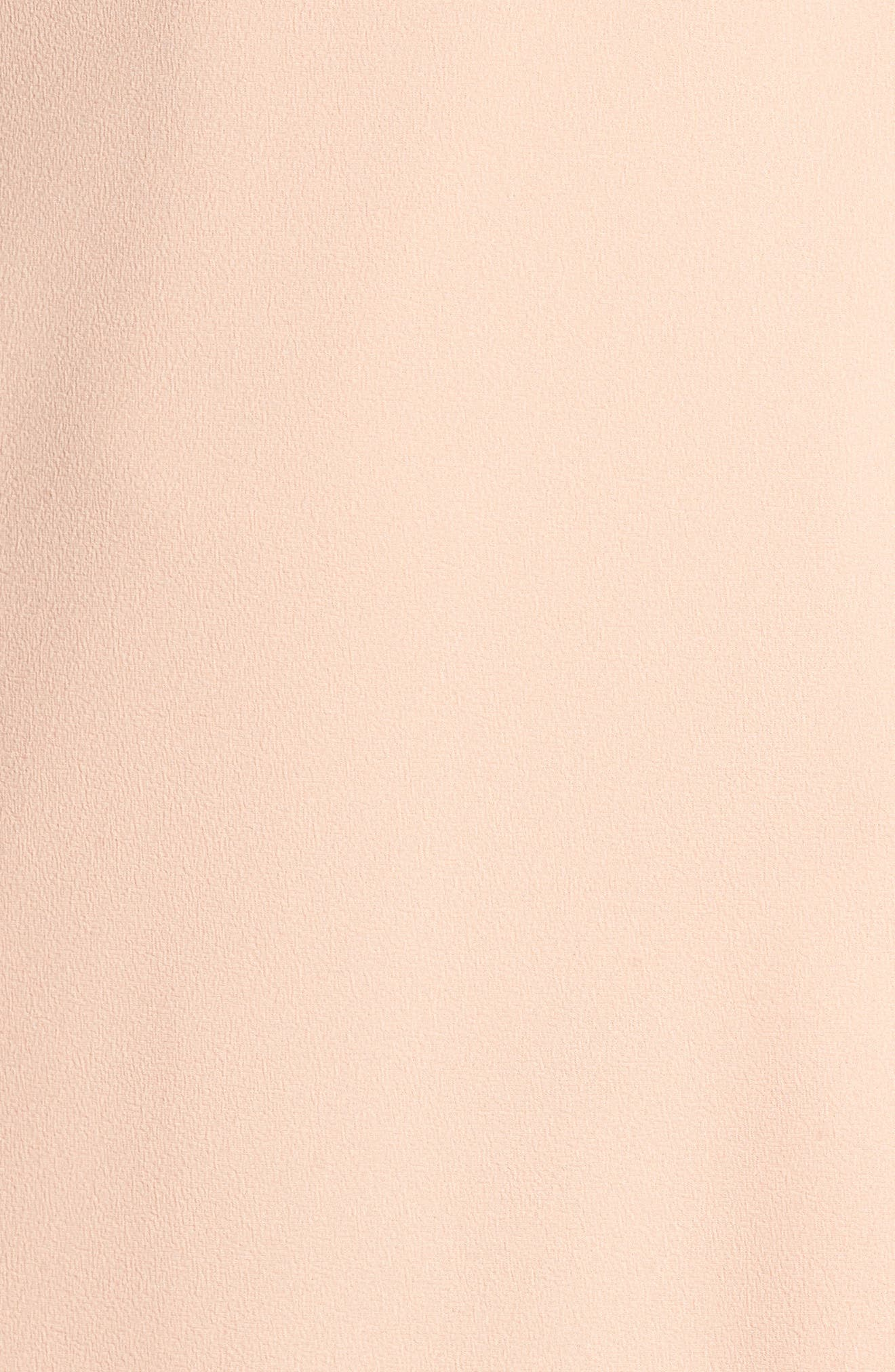 Cowl Neck Slipdress,                             Alternate thumbnail 6, color,                             Golden Apricot