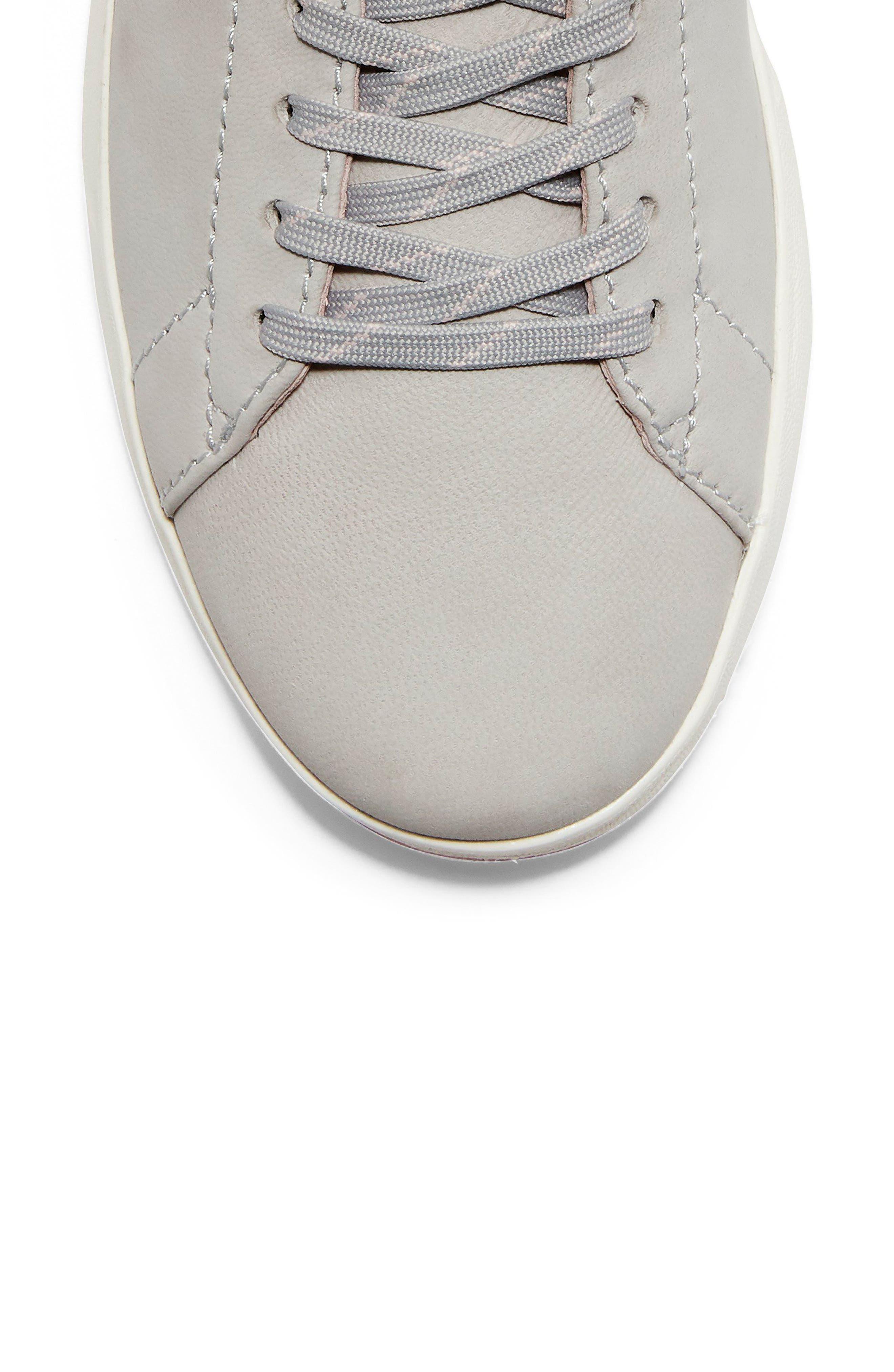 GrandPro Tennis Shoe,                             Alternate thumbnail 10, color,                             Vapor Grey Nubuck