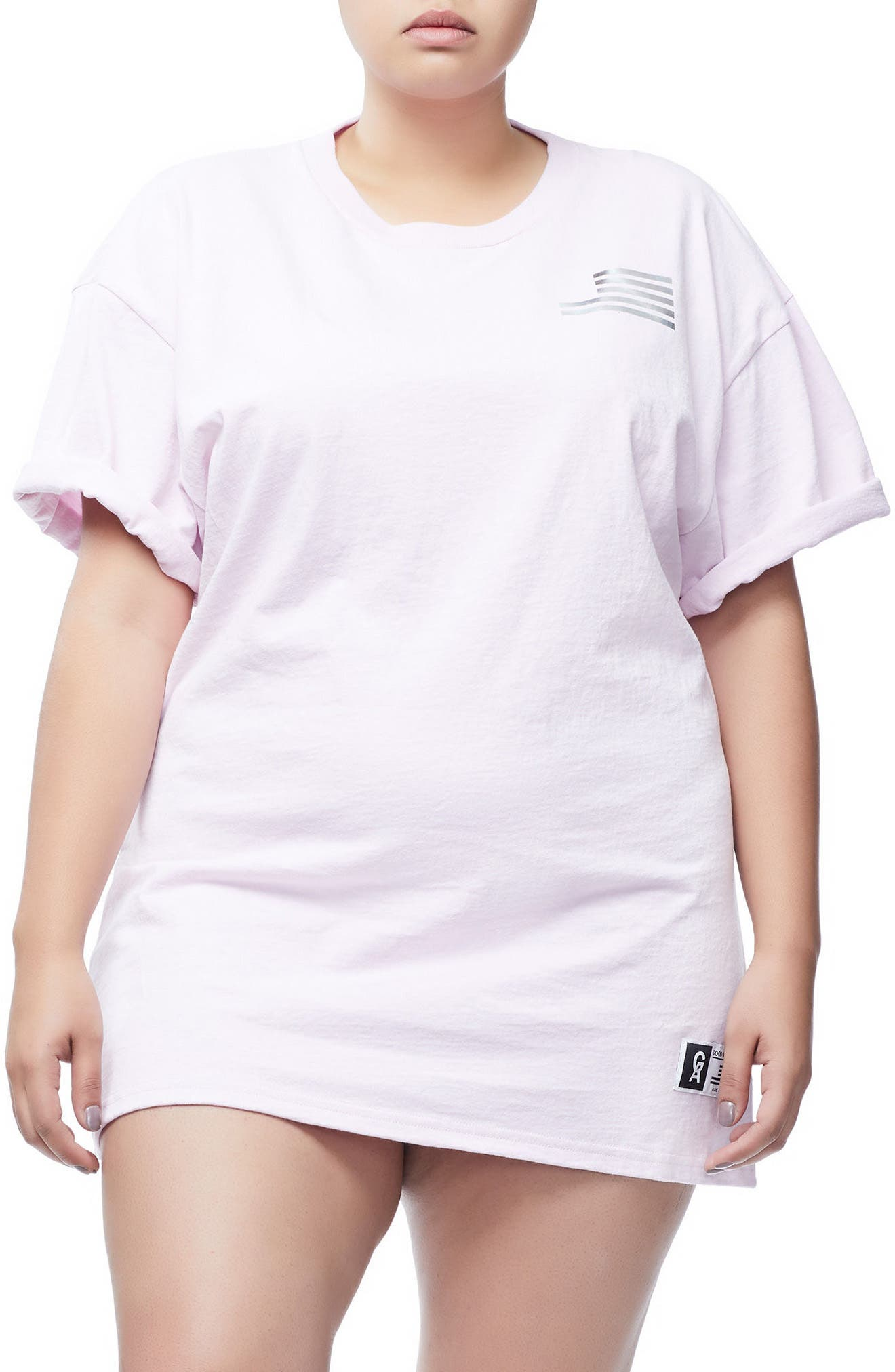 Good Squad Tee,                             Alternate thumbnail 4, color,                             Pink