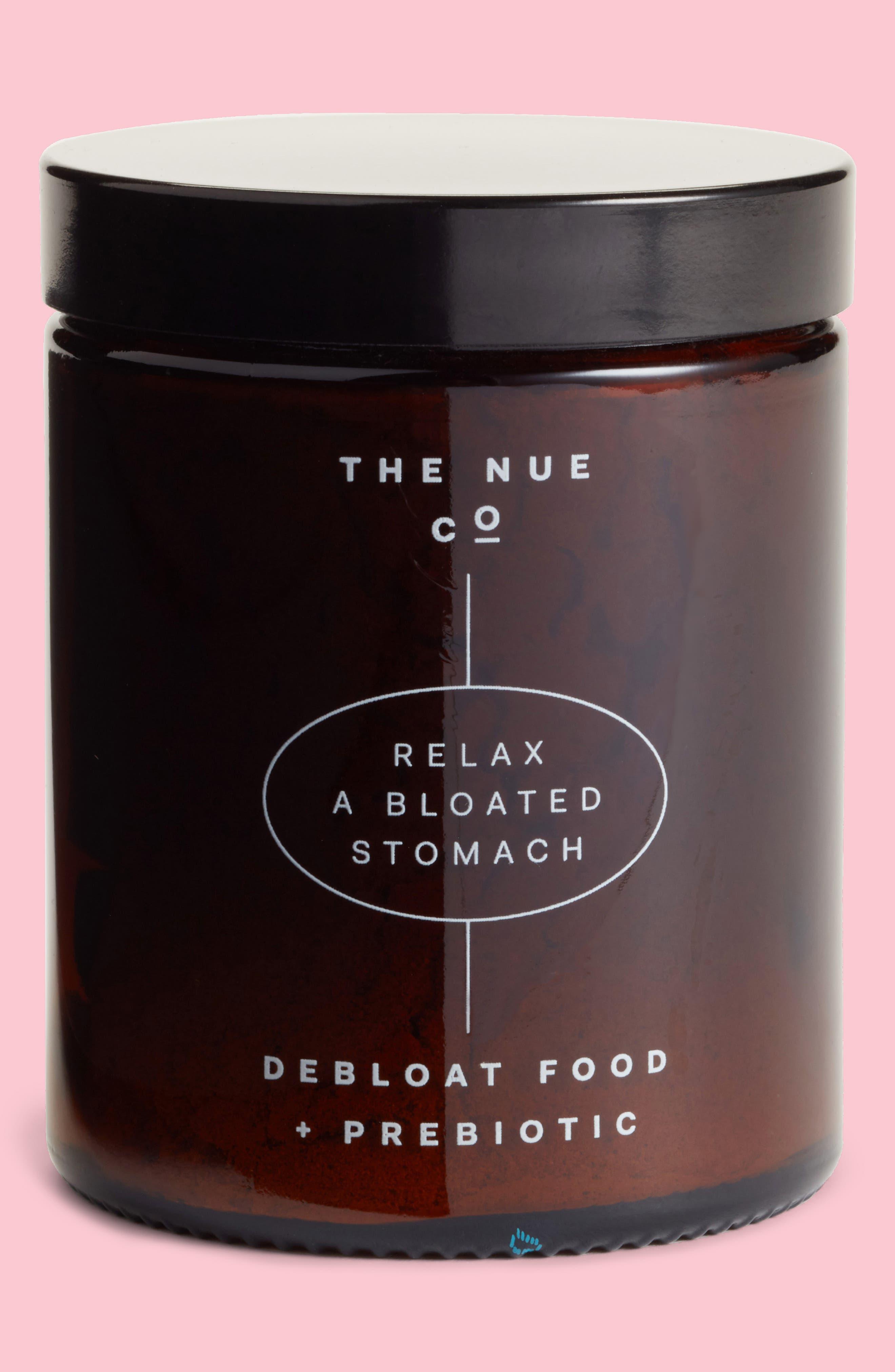 Debloat Food + Prebiotic Dietary Supplement,                         Main,                         color, None