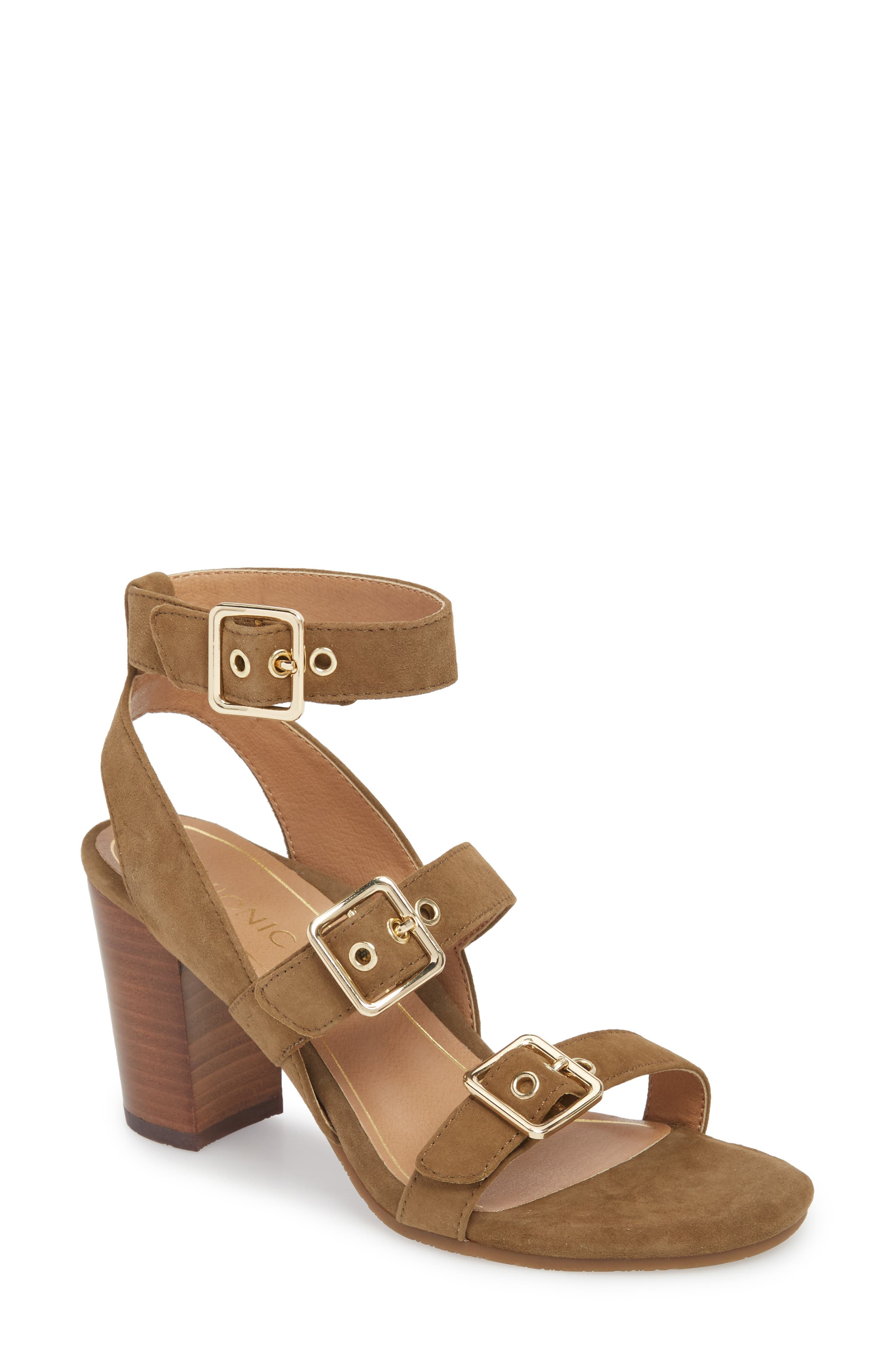 Vionic Carmel Block Heel Sandal (Women)