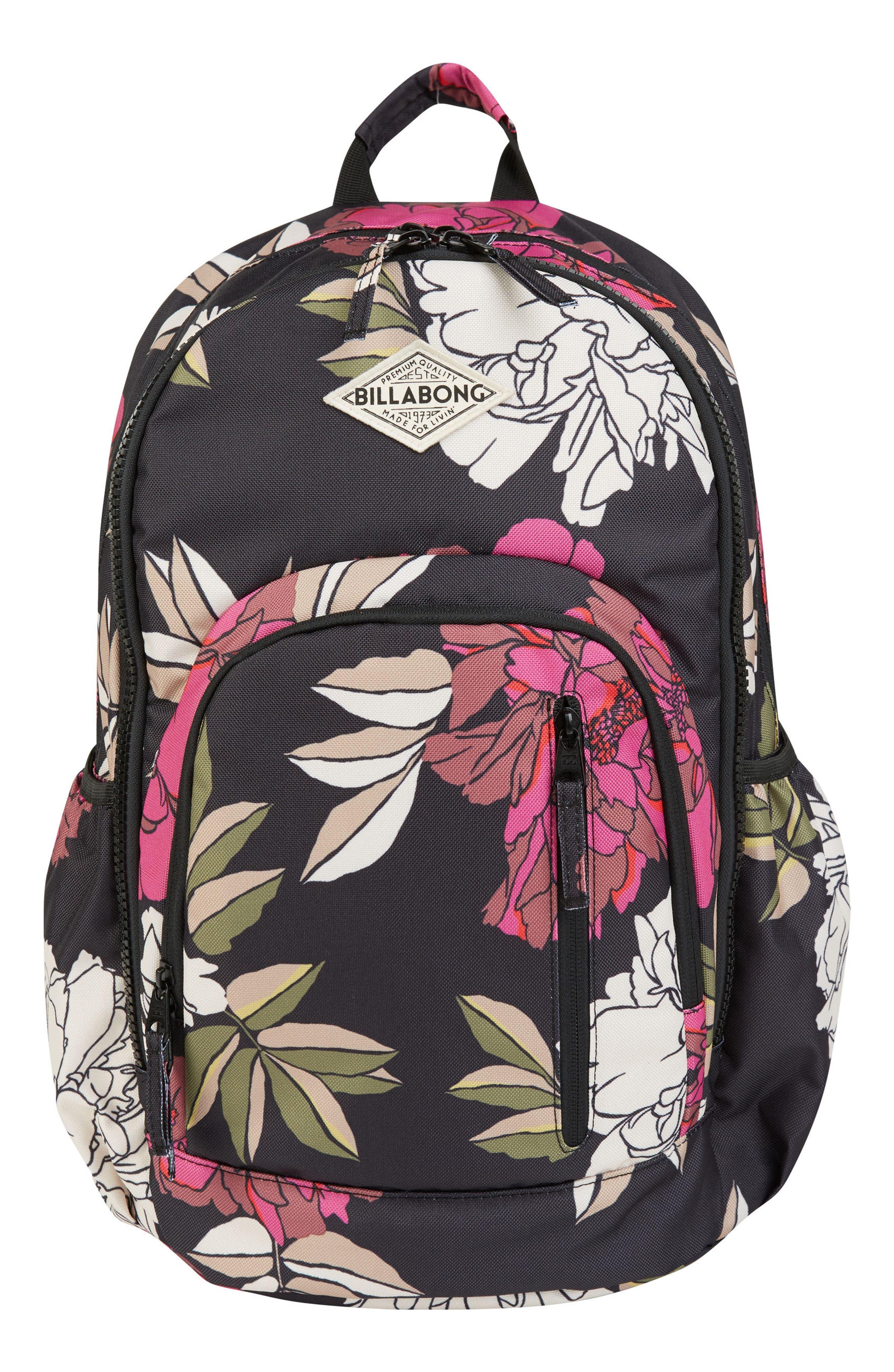 Roadie Backpack,                         Main,                         color, Rebel Pink