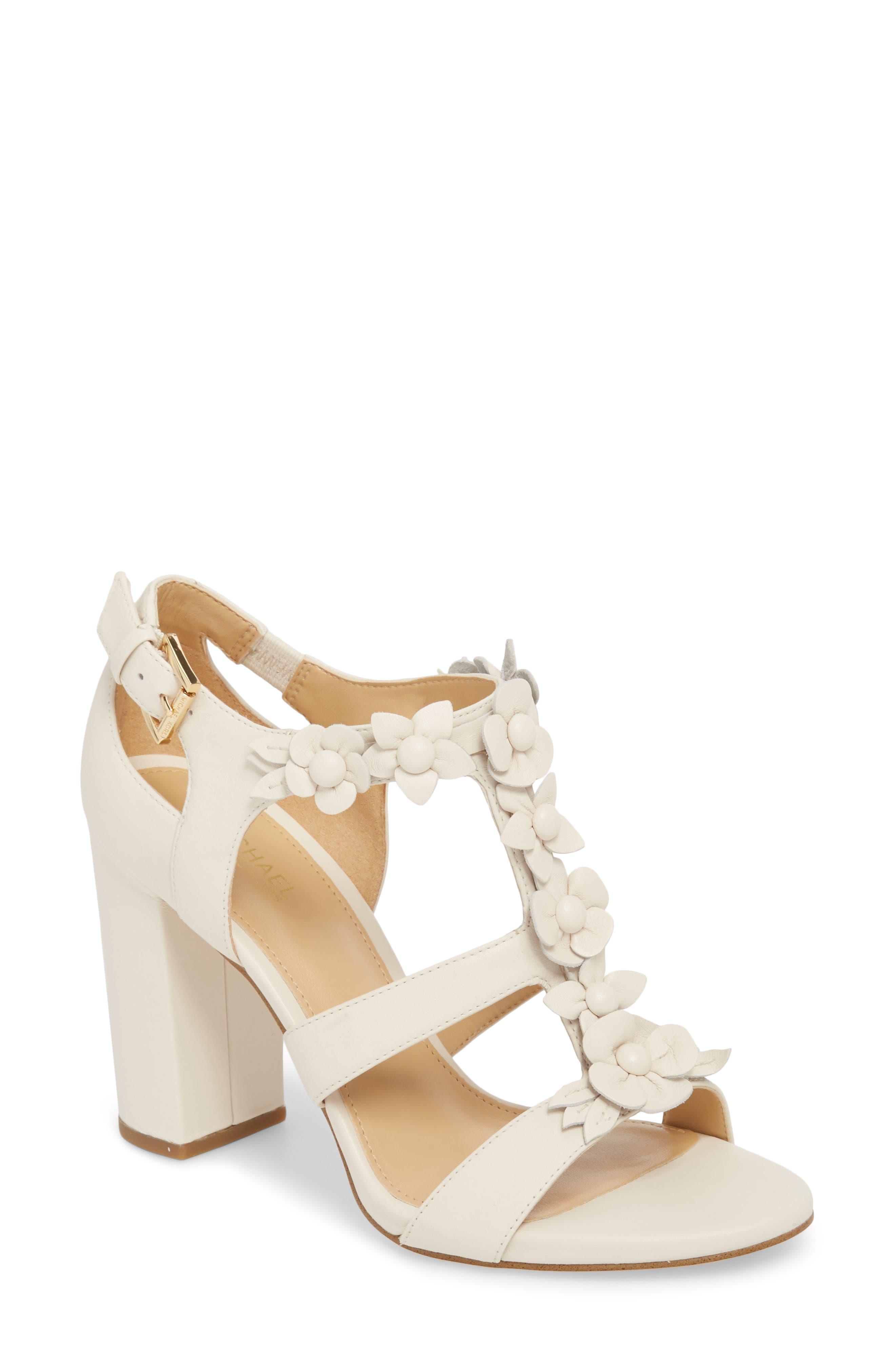 MICHAEL Michael Kors Tricia T-Strap Sandal (Women)