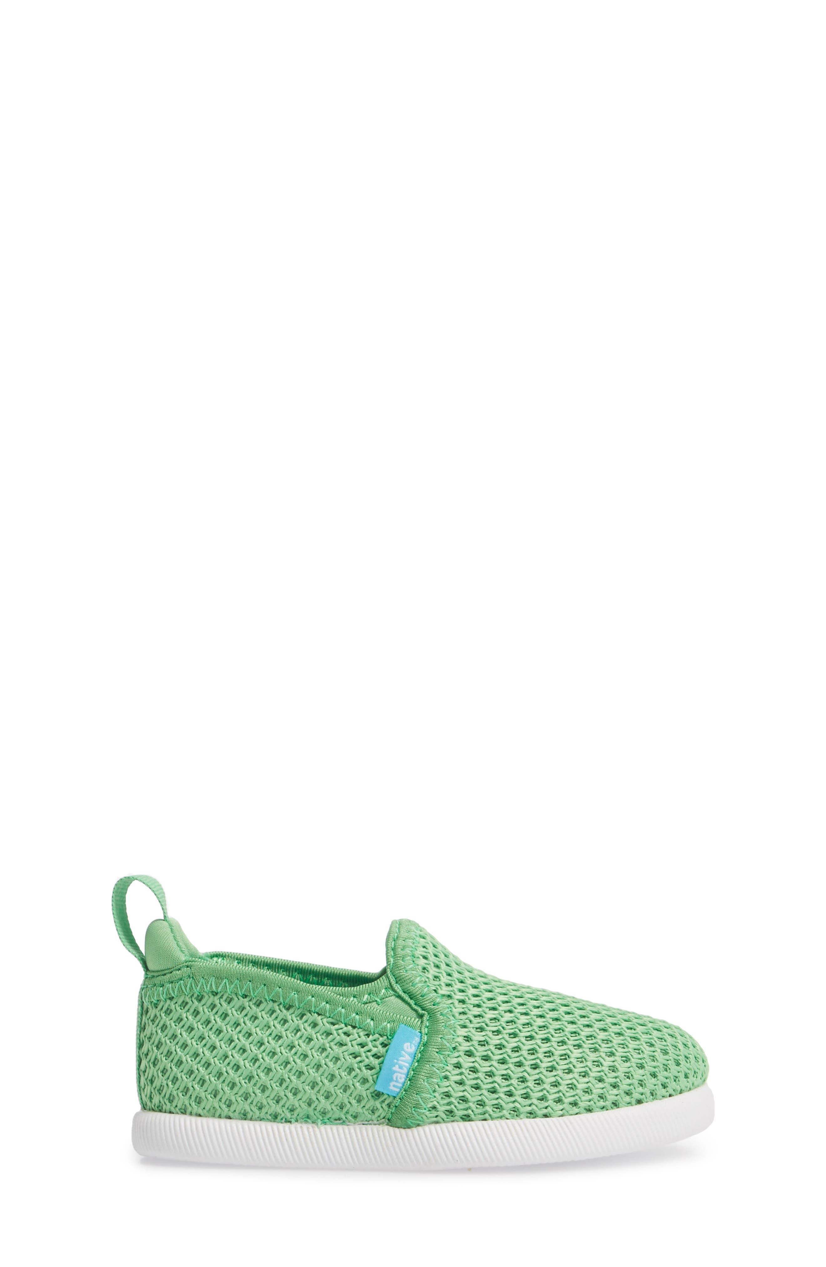 Alternate Image 3  - Native Shoes Cruz Woven Slip-On (Walker, Toddler & Little Kid)
