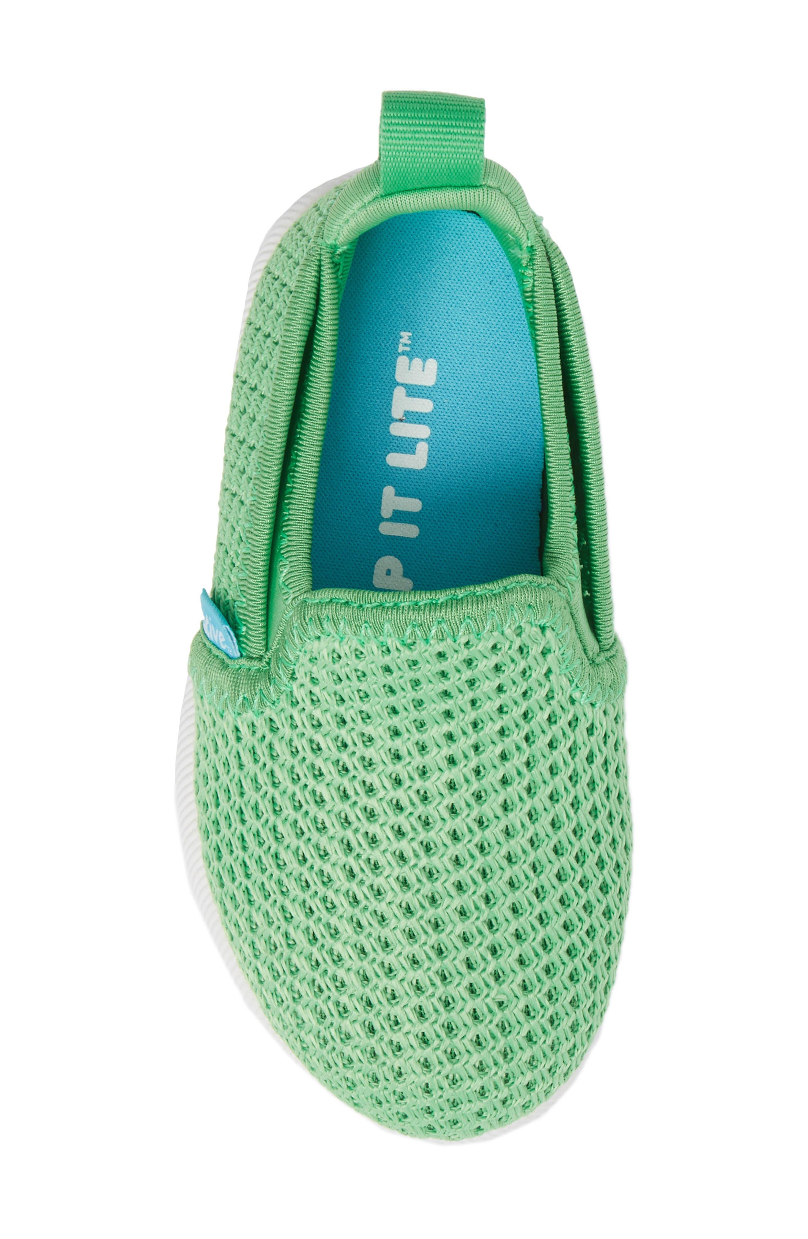 Alternate Image 5  - Native Shoes Cruz Woven Slip-On (Walker, Toddler & Little Kid)