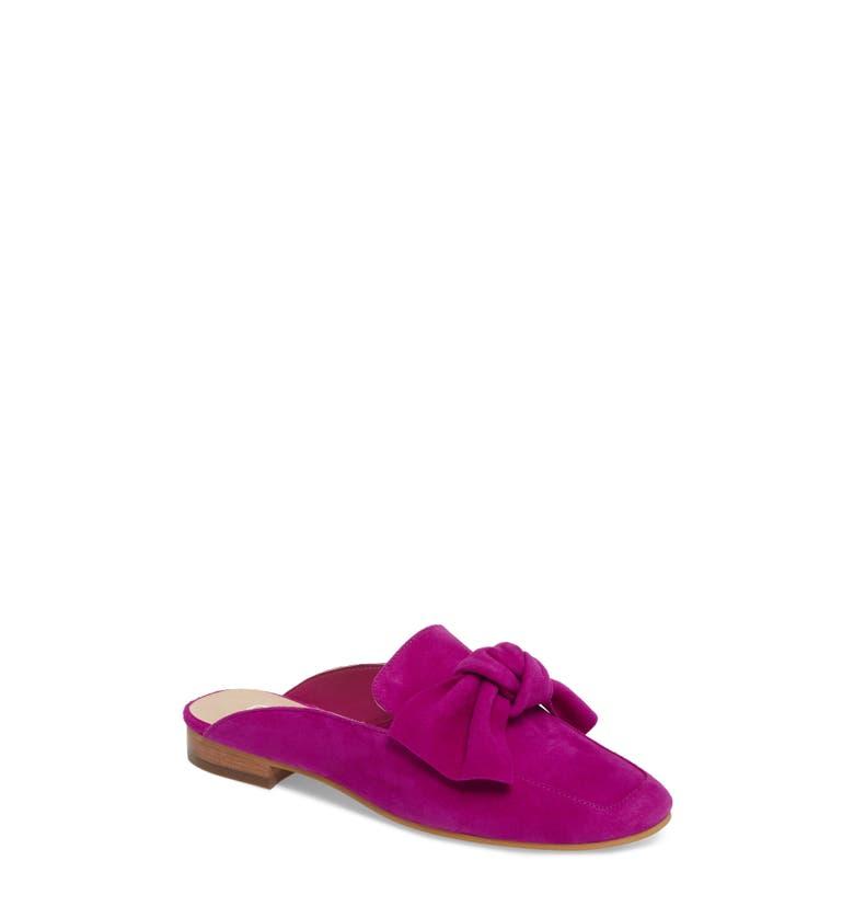 Maddy Mule,                         Main,                         color, Purple/ Purple Suede