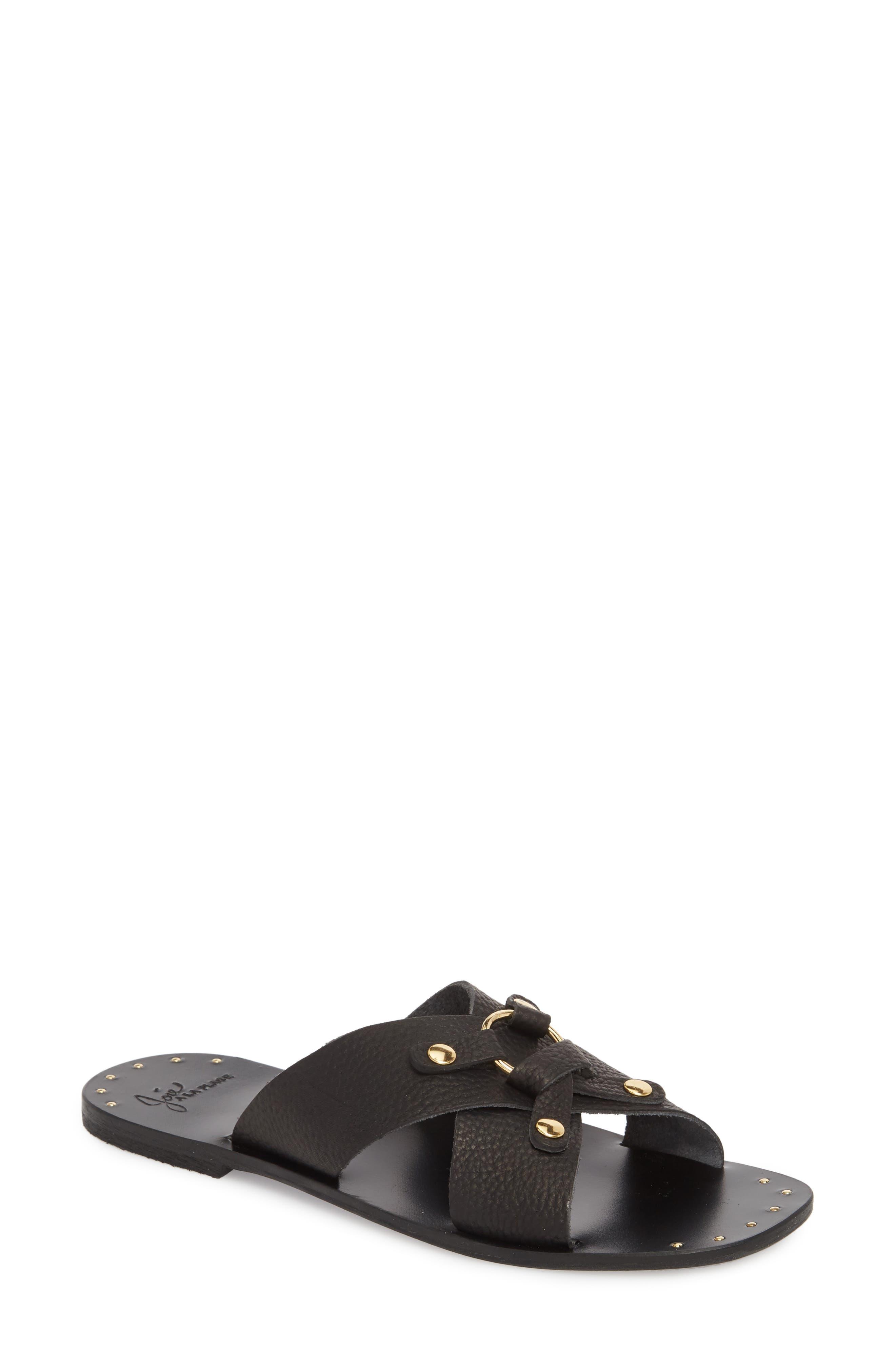 Joie Basma Studded Slide Sandal (Women)