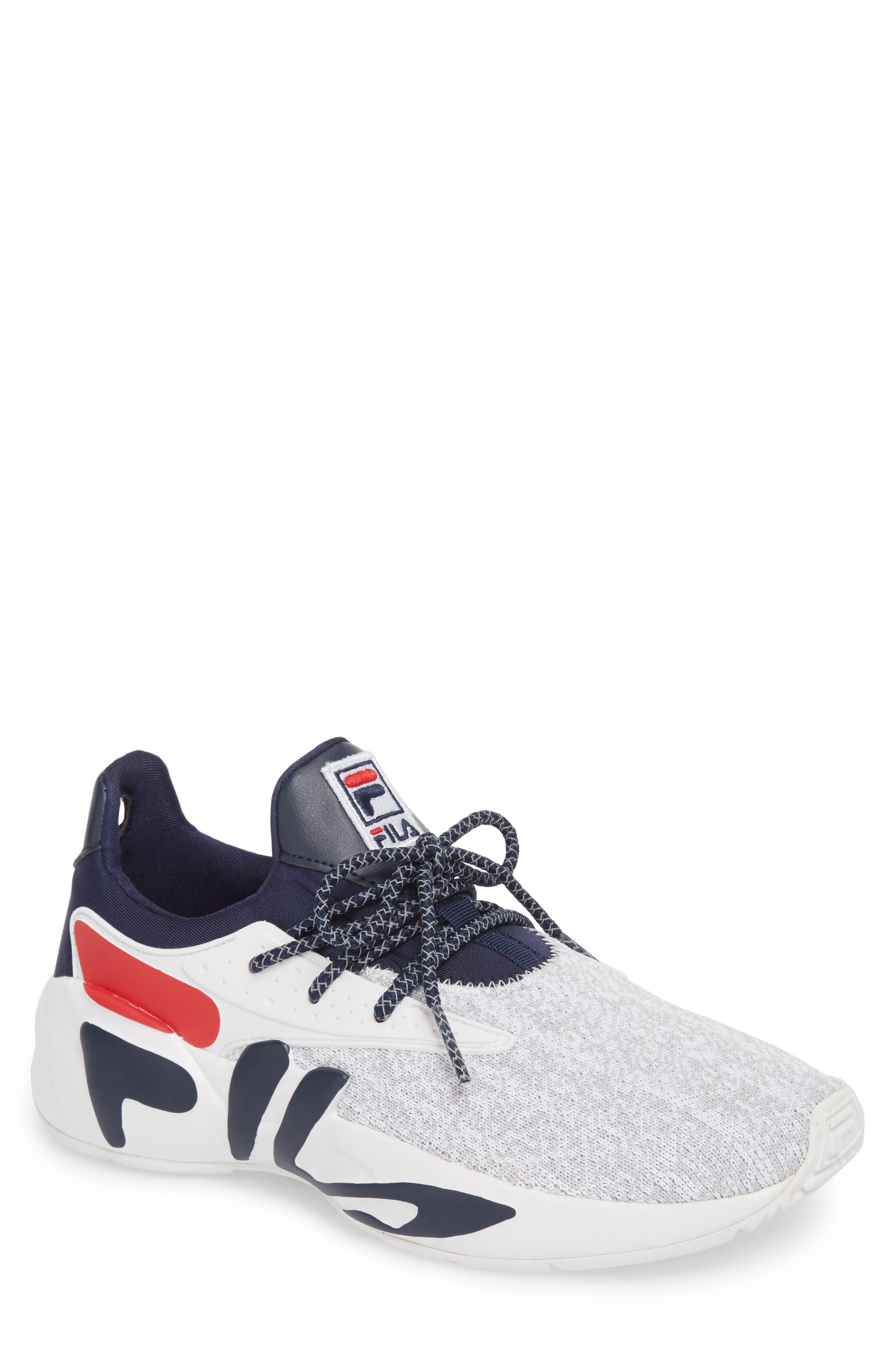 Mindbreaker 2.0 Sneaker,                             Main thumbnail 1, color,                             White/ Navy/ Red