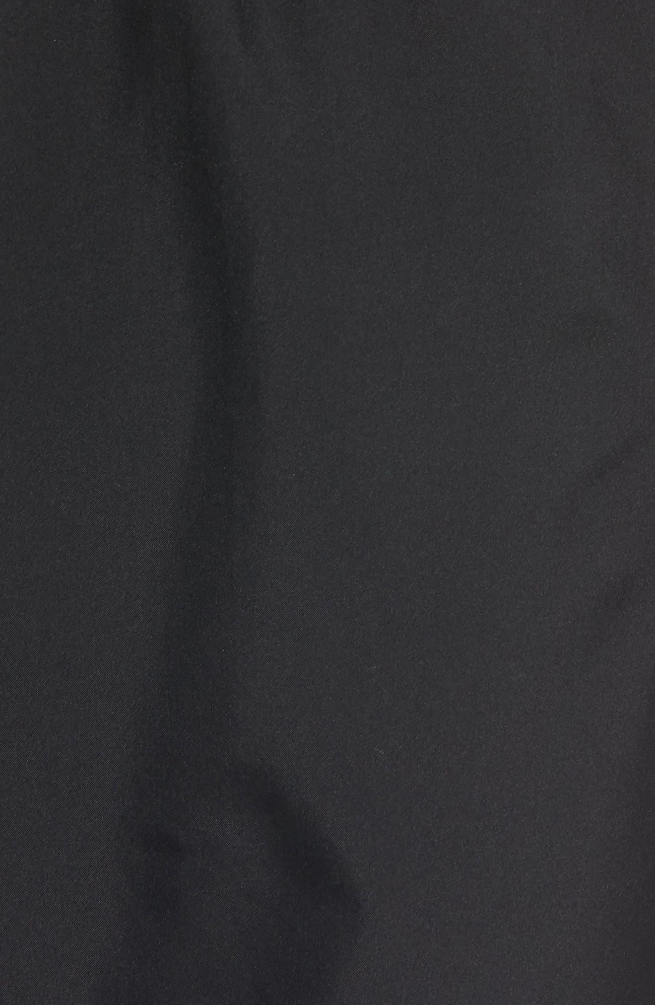 Slim Fit Sweatpants,                             Alternate thumbnail 5, color,                             Black