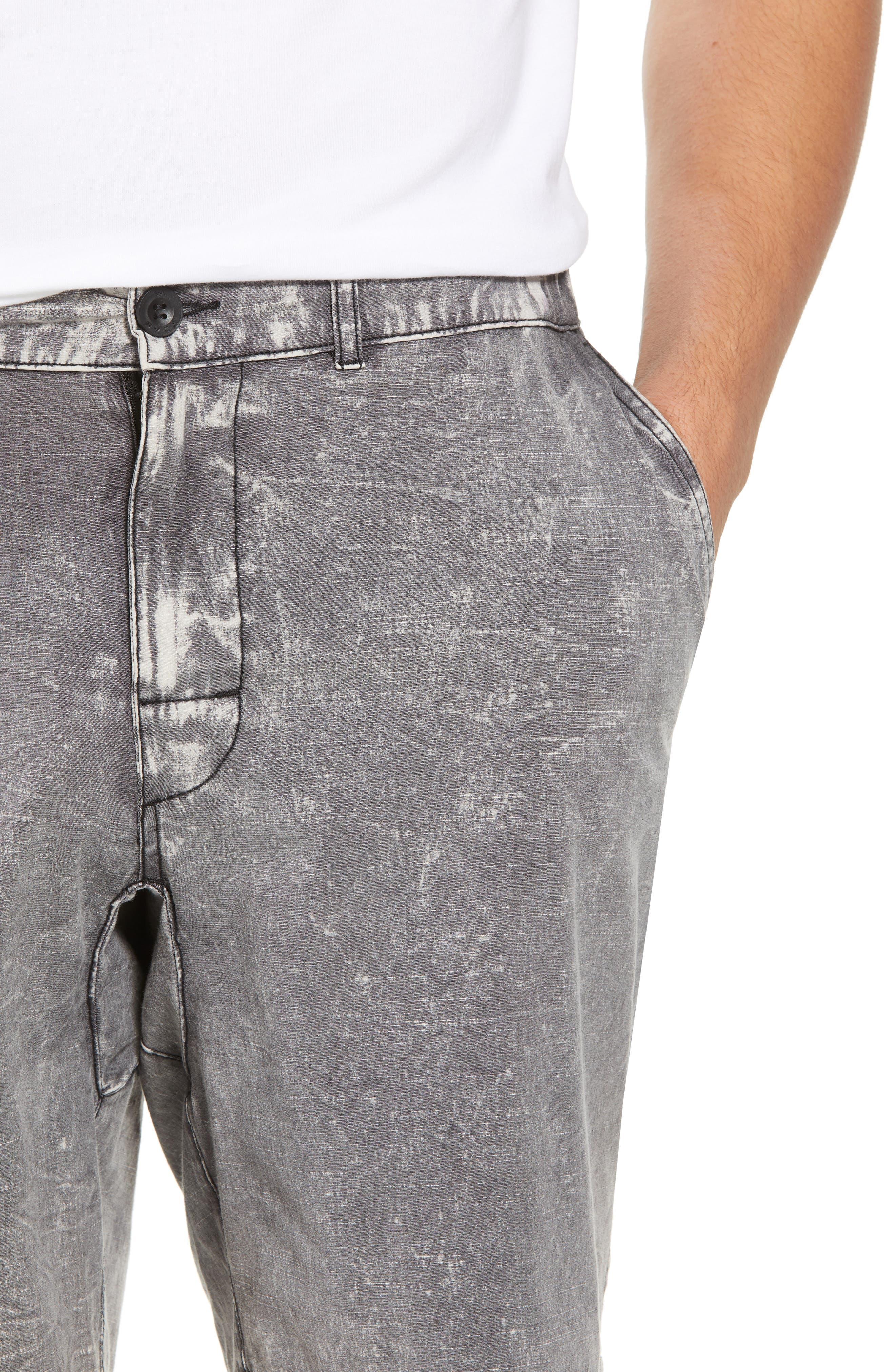 All Time Coastal Hybrid Shorts,                             Alternate thumbnail 5, color,                             Black