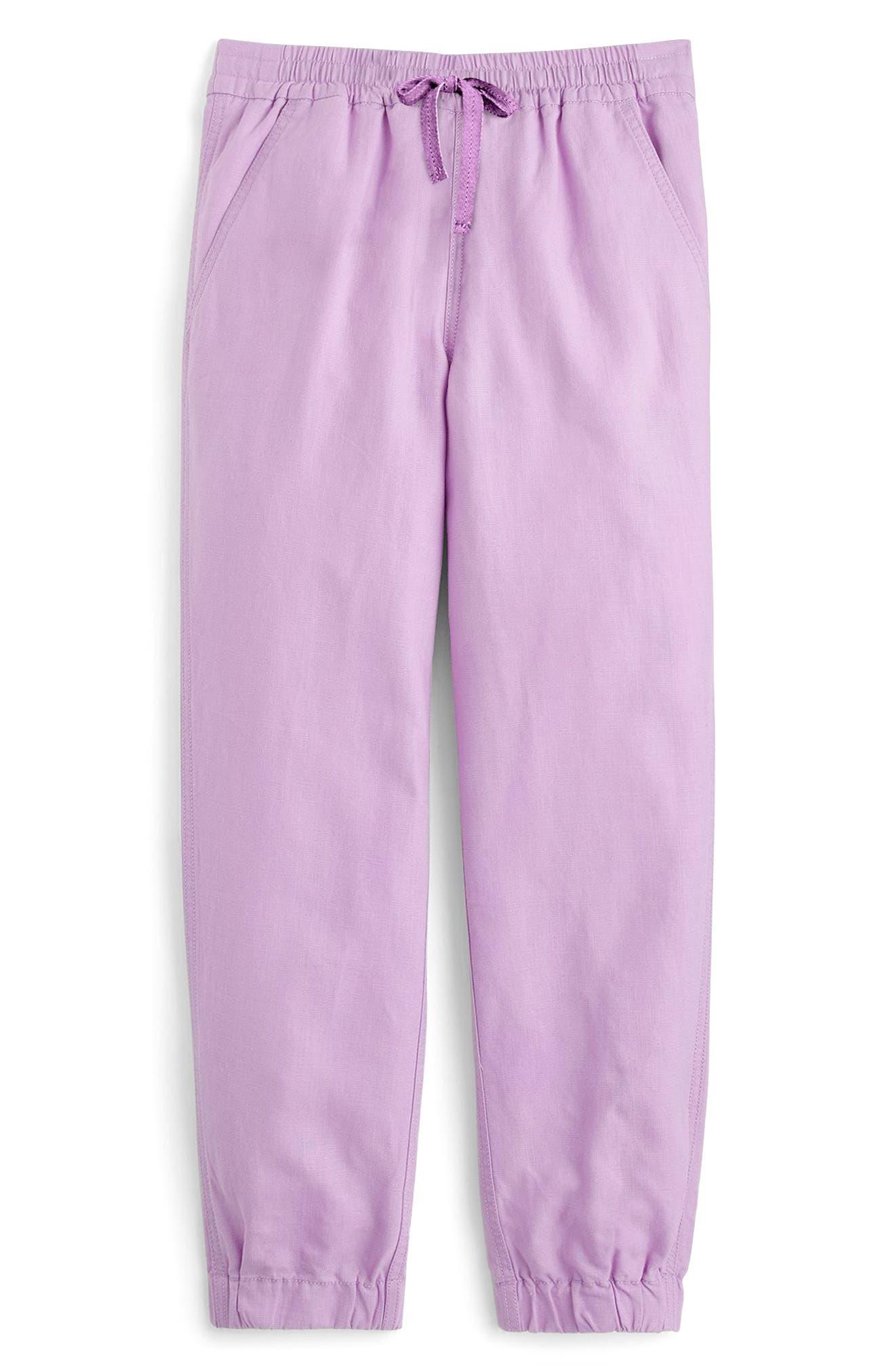 New Seaside Pants,                             Main thumbnail 1, color,                             Faded Lavender