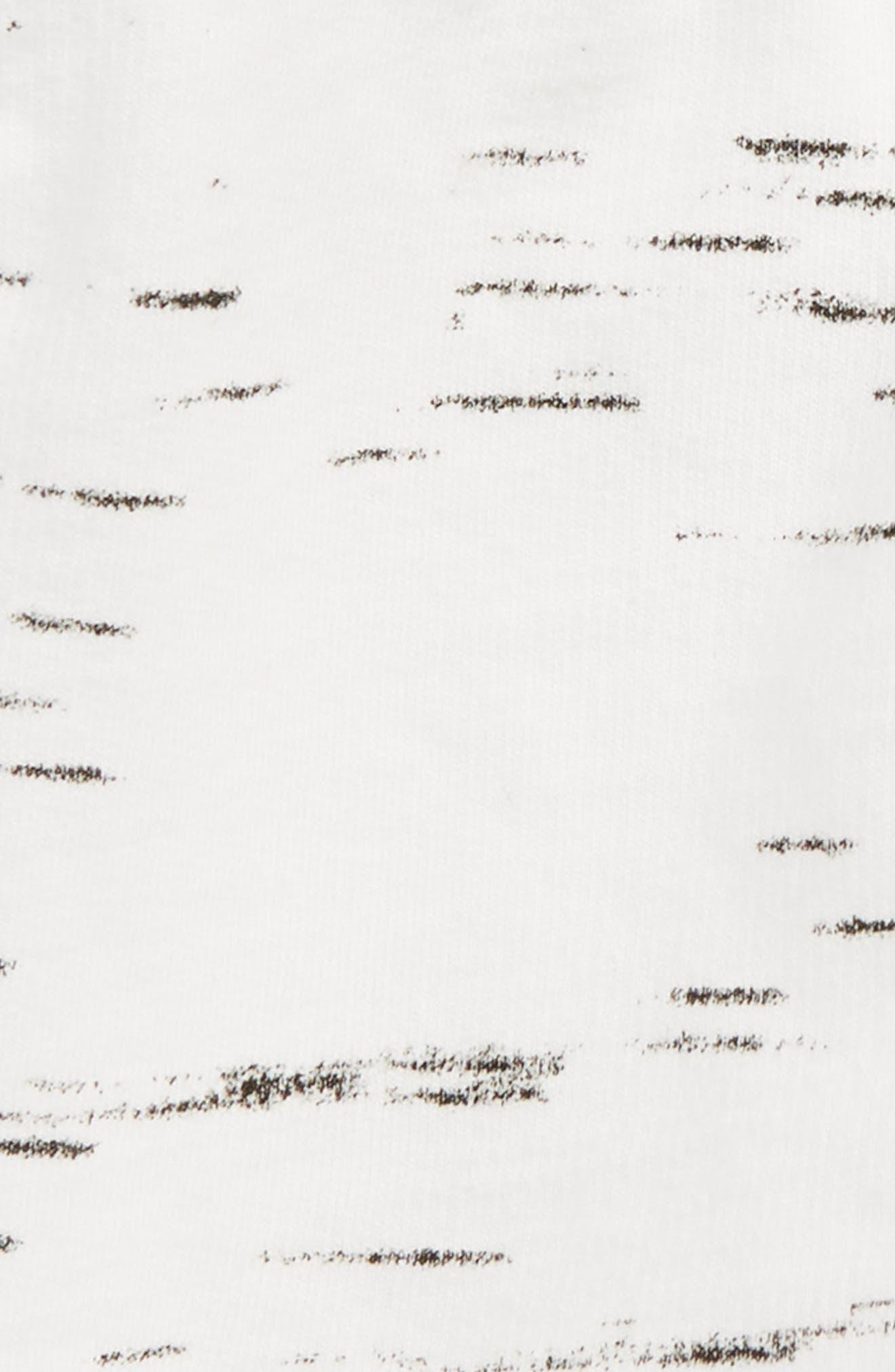 Knit Shorts,                             Alternate thumbnail 2, color,                             White