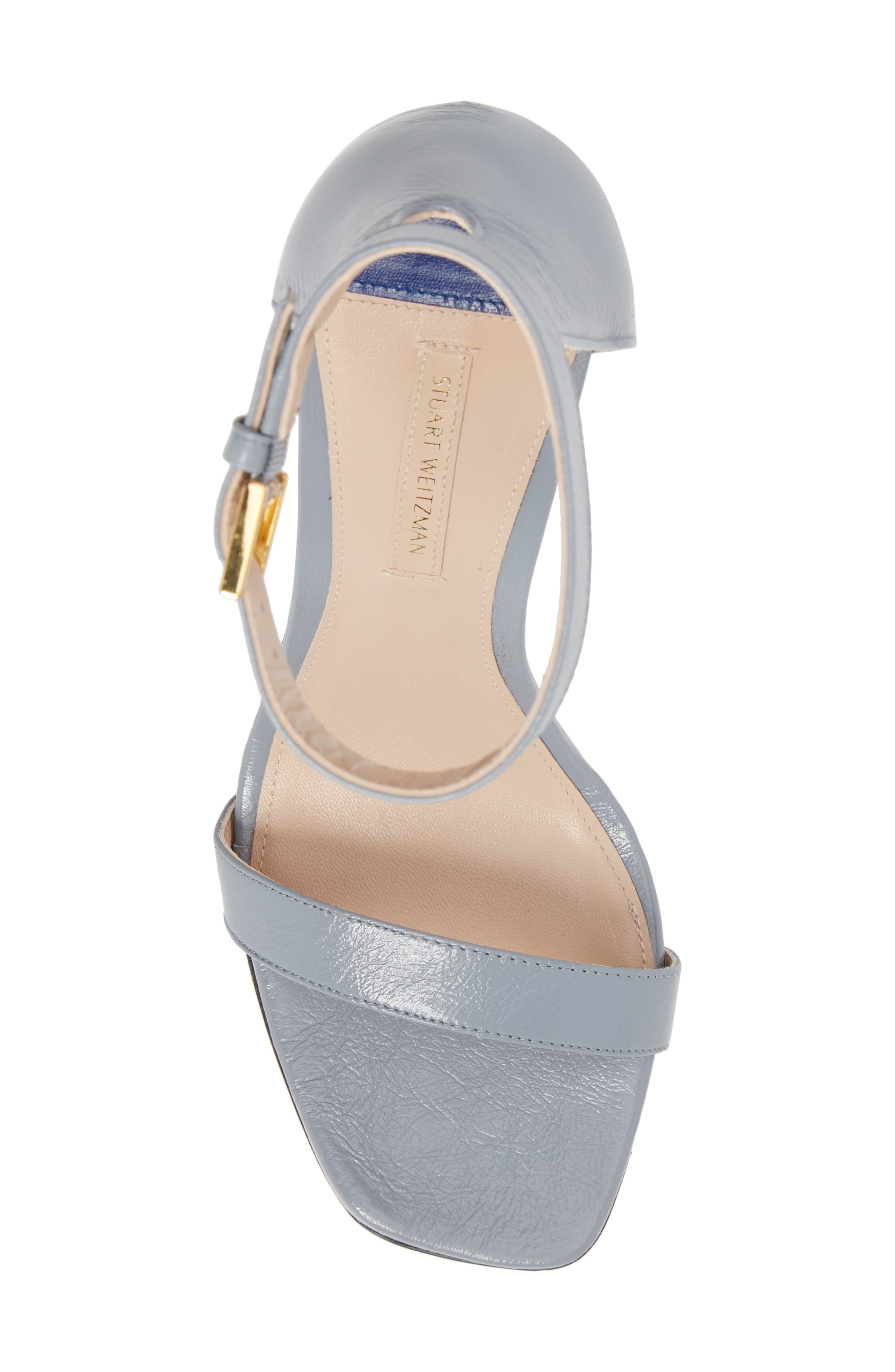 100SQUARENUDIST Sandal,                             Alternate thumbnail 5, color,                             Dovetail Gleaming Tripon