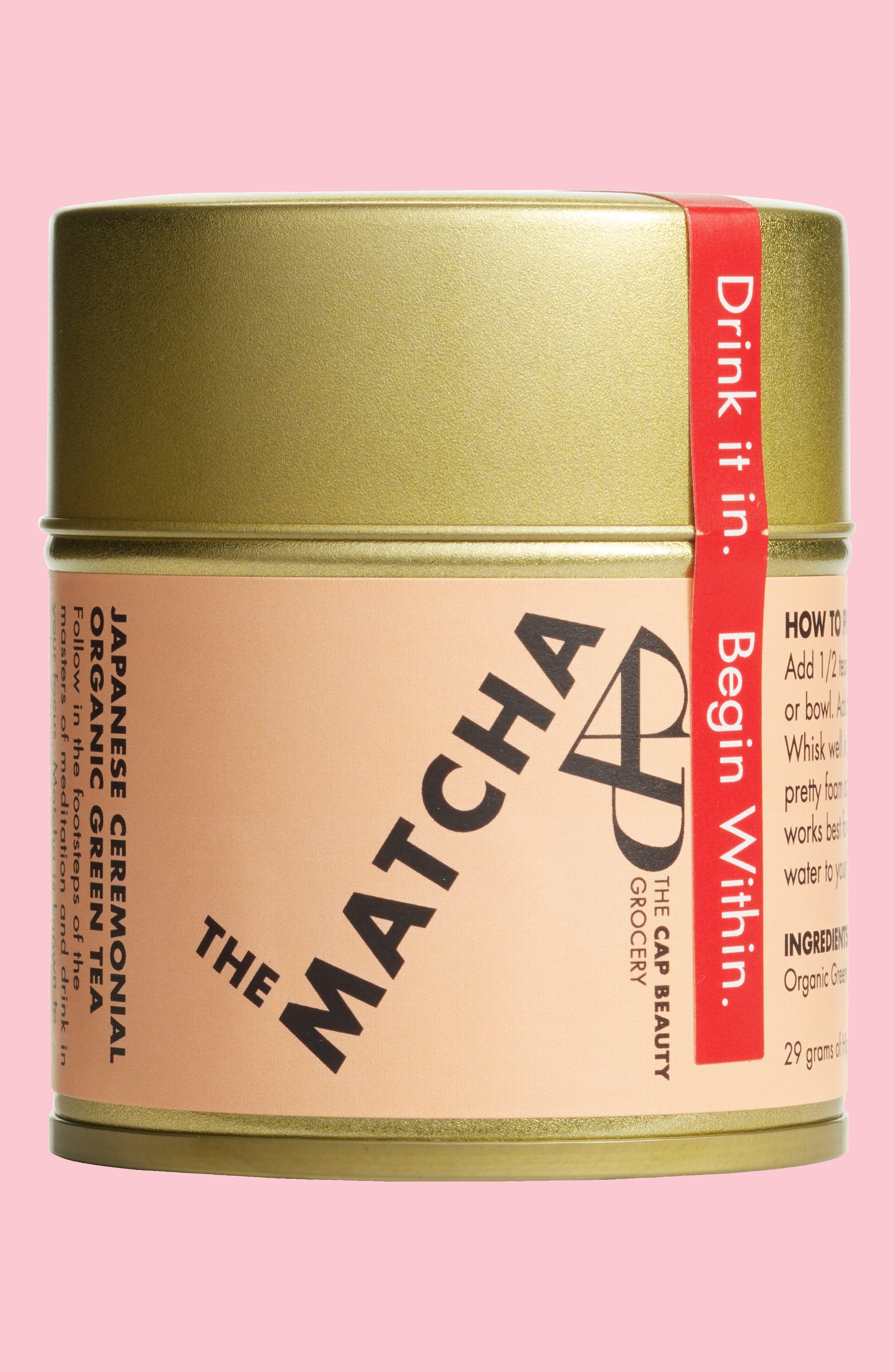 The Matcha Ceremonial Grade Matcha,                             Main thumbnail 1, color,                             None