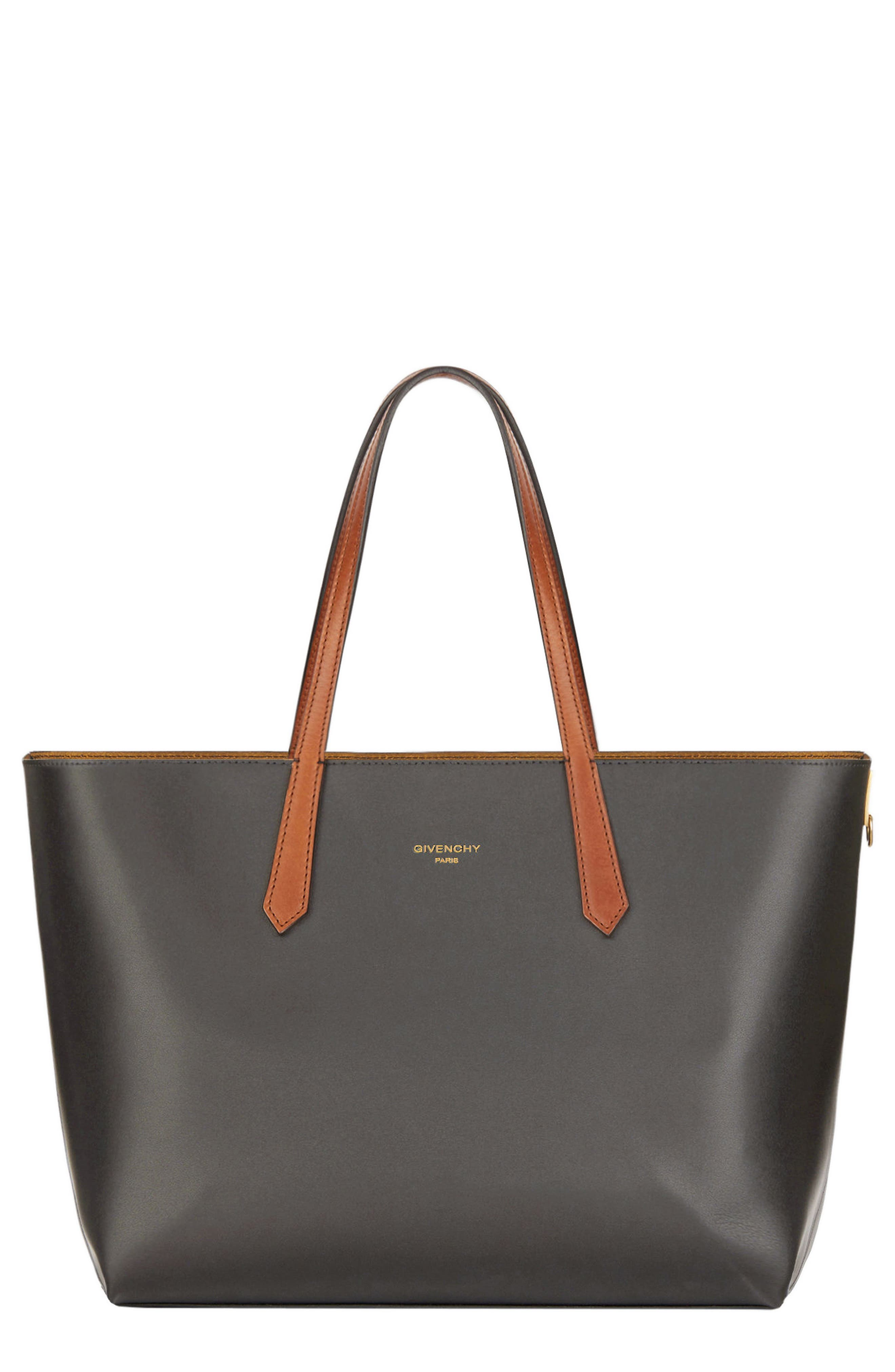 Givenchy Antigona Calfskin Leather Shopper