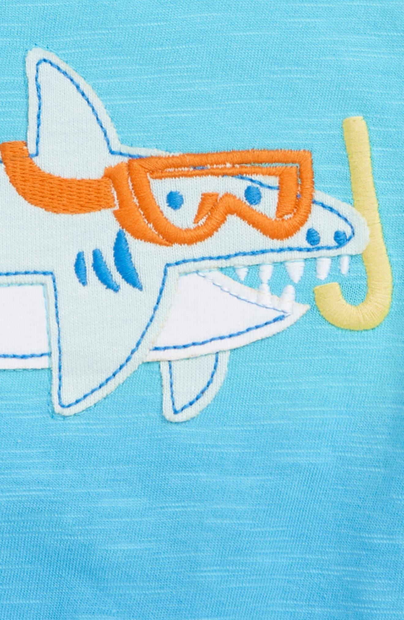 Graphic T-Shirt,                             Alternate thumbnail 2, color,                             Snorkeling Laughs