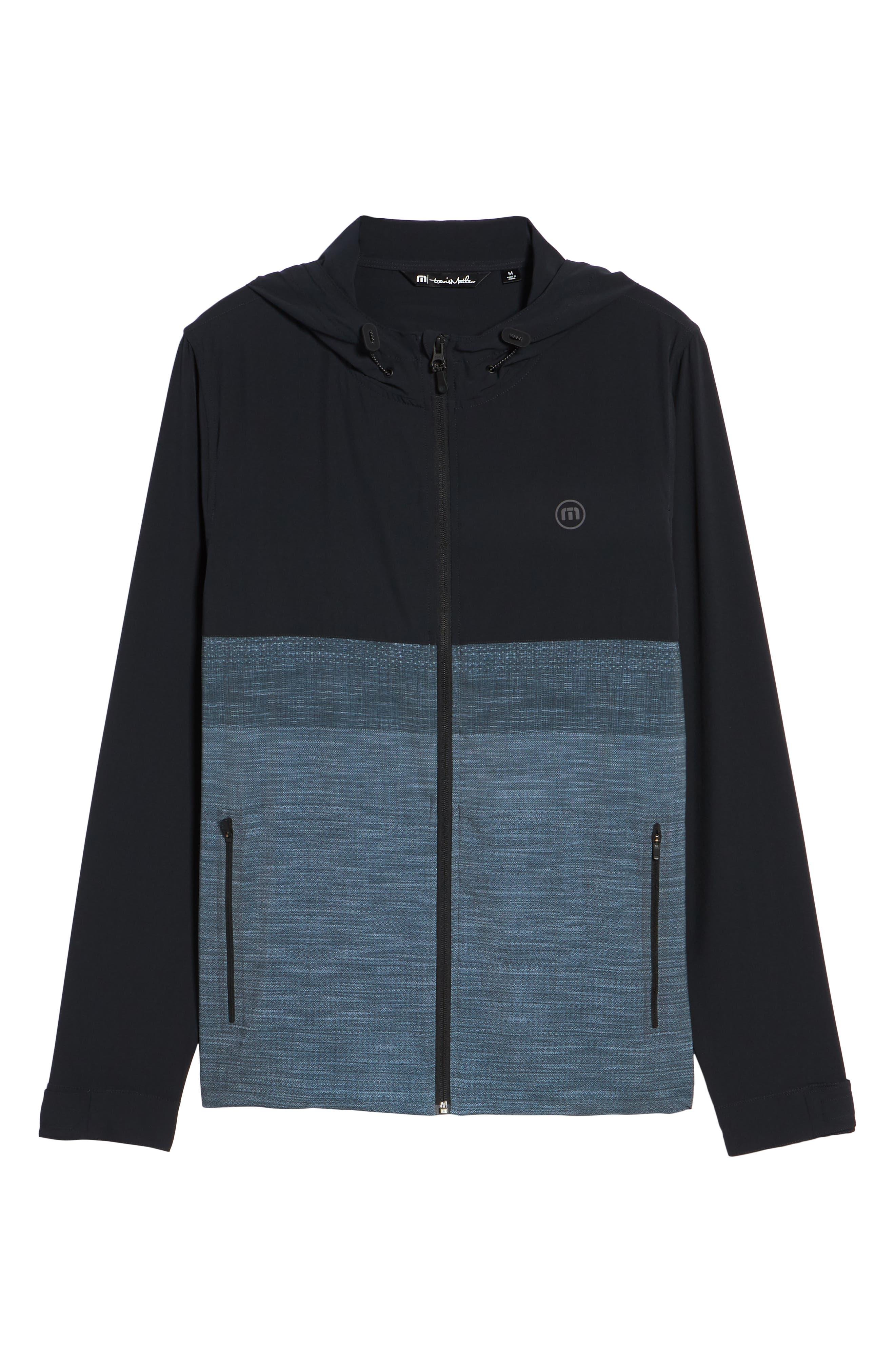 The Crux Jacket,                             Alternate thumbnail 6, color,                             Black