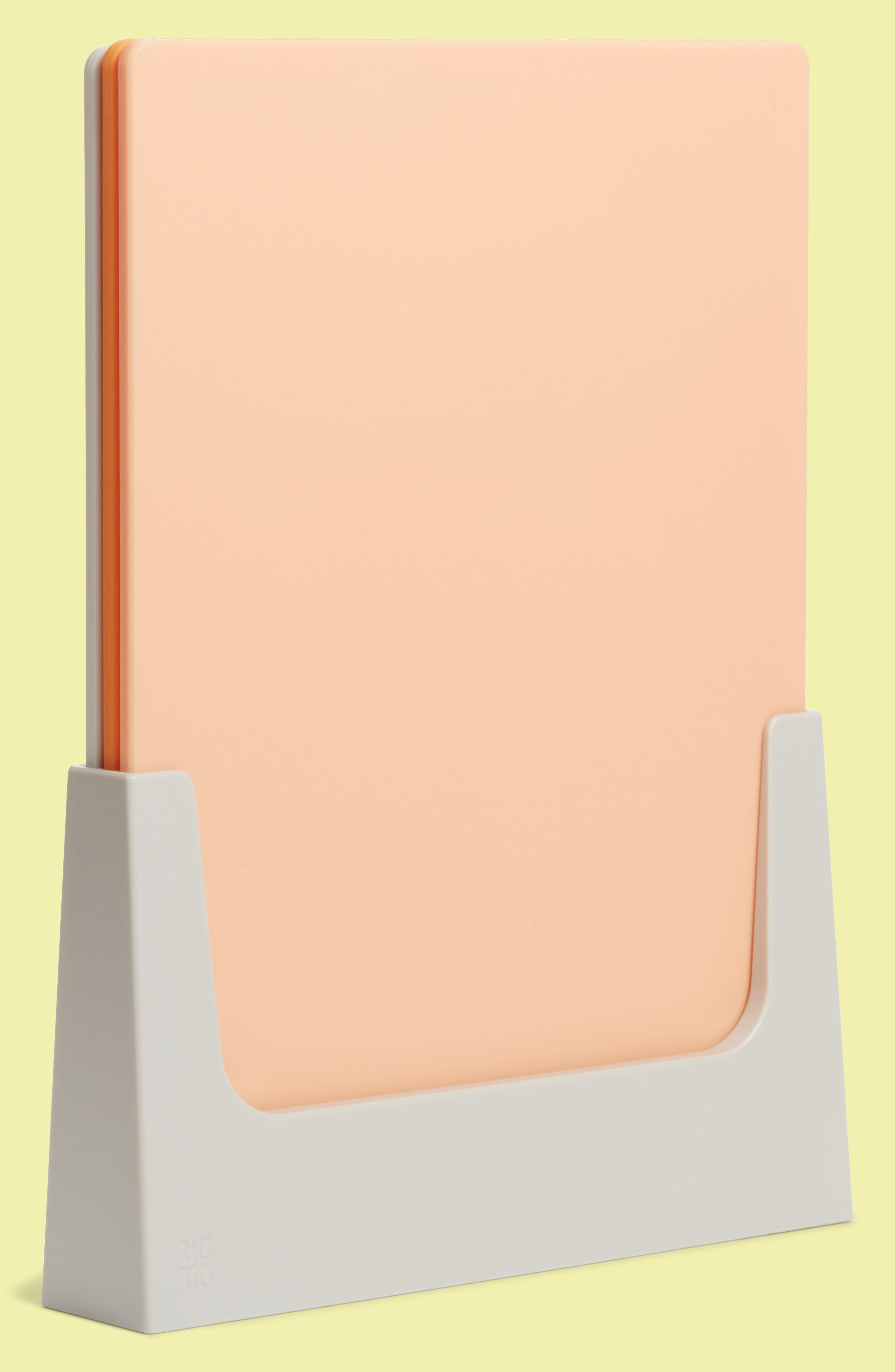 Rig-Tig Chop-It Set of 3 Cutting Boards,                             Main thumbnail 1, color,                             Apricot
