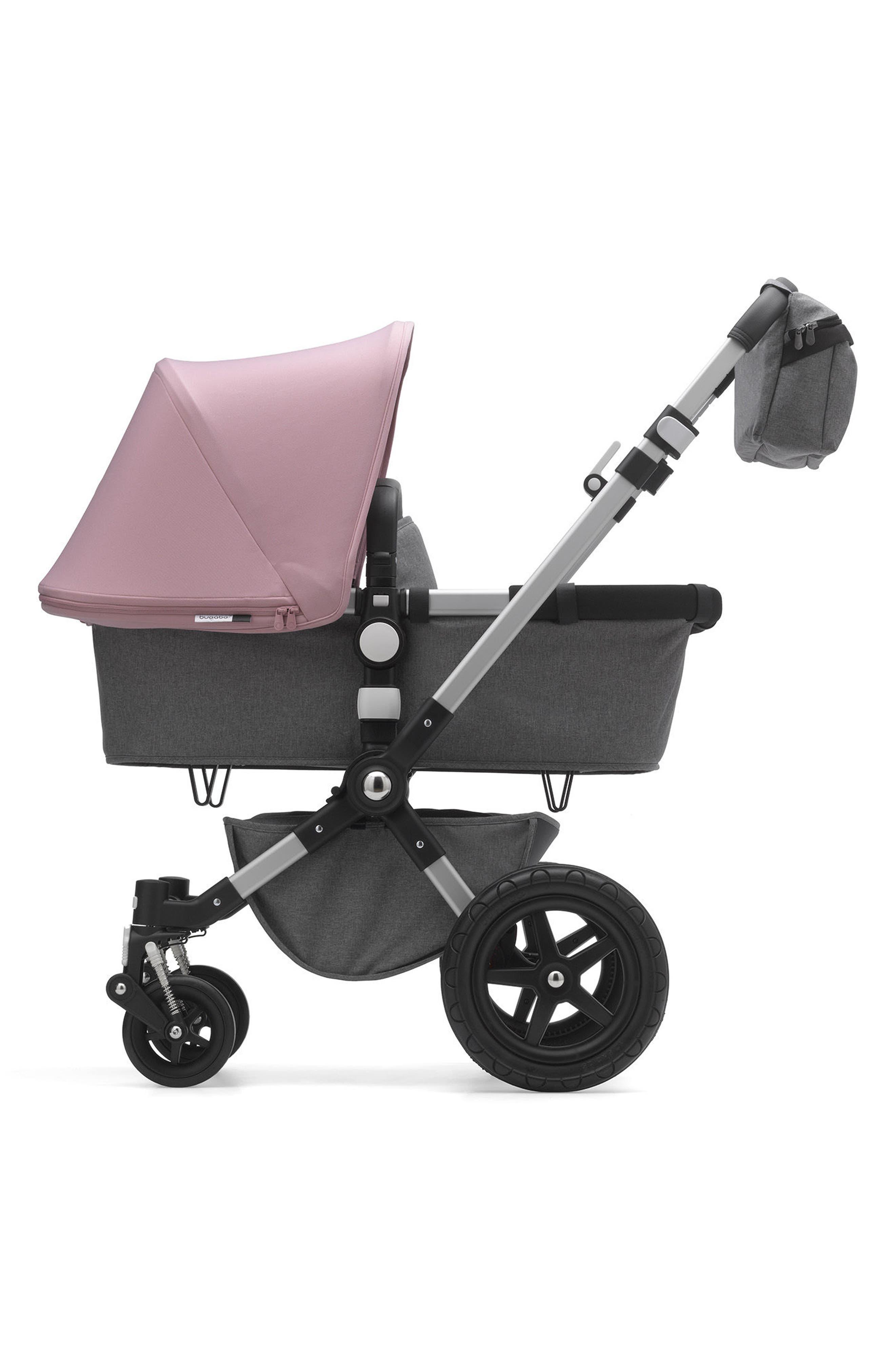 Cameleon³ Fresh Collection Stroller,                             Alternate thumbnail 3, color,                             Soft Pink