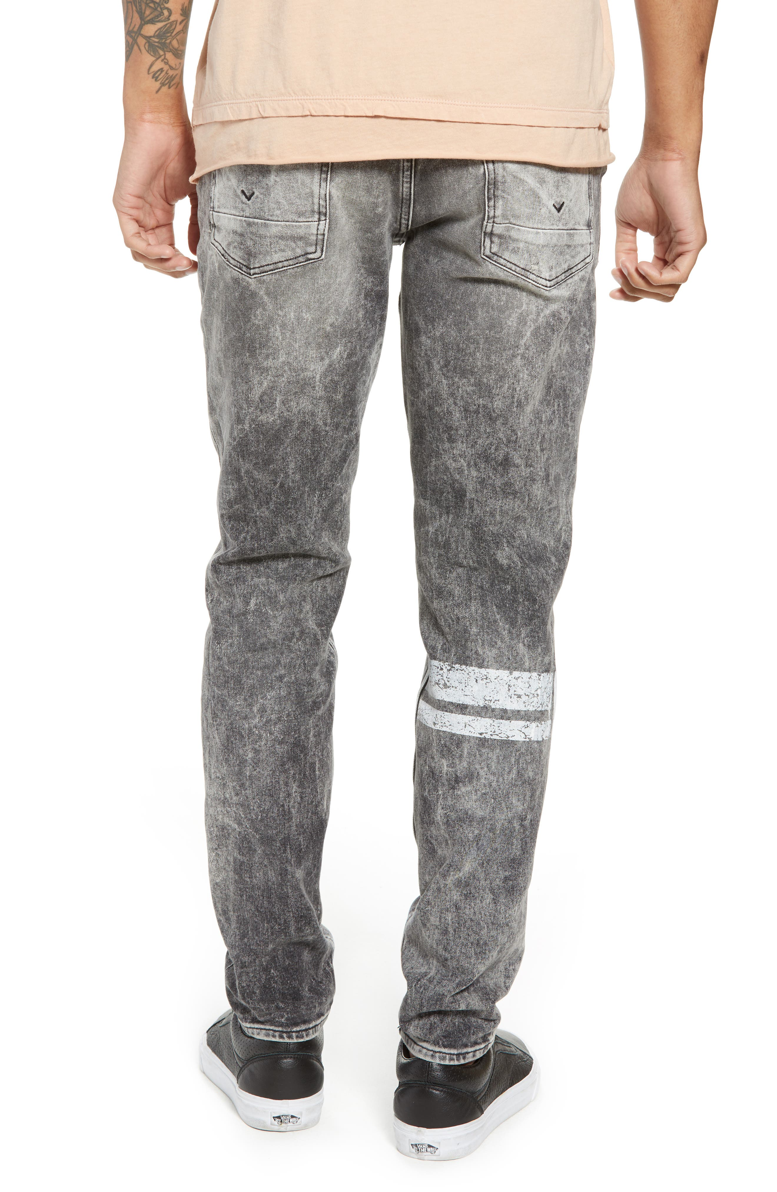 Sartor Slouchy Skinny Fit Jeans,                             Alternate thumbnail 2, color,                             Cut Copy
