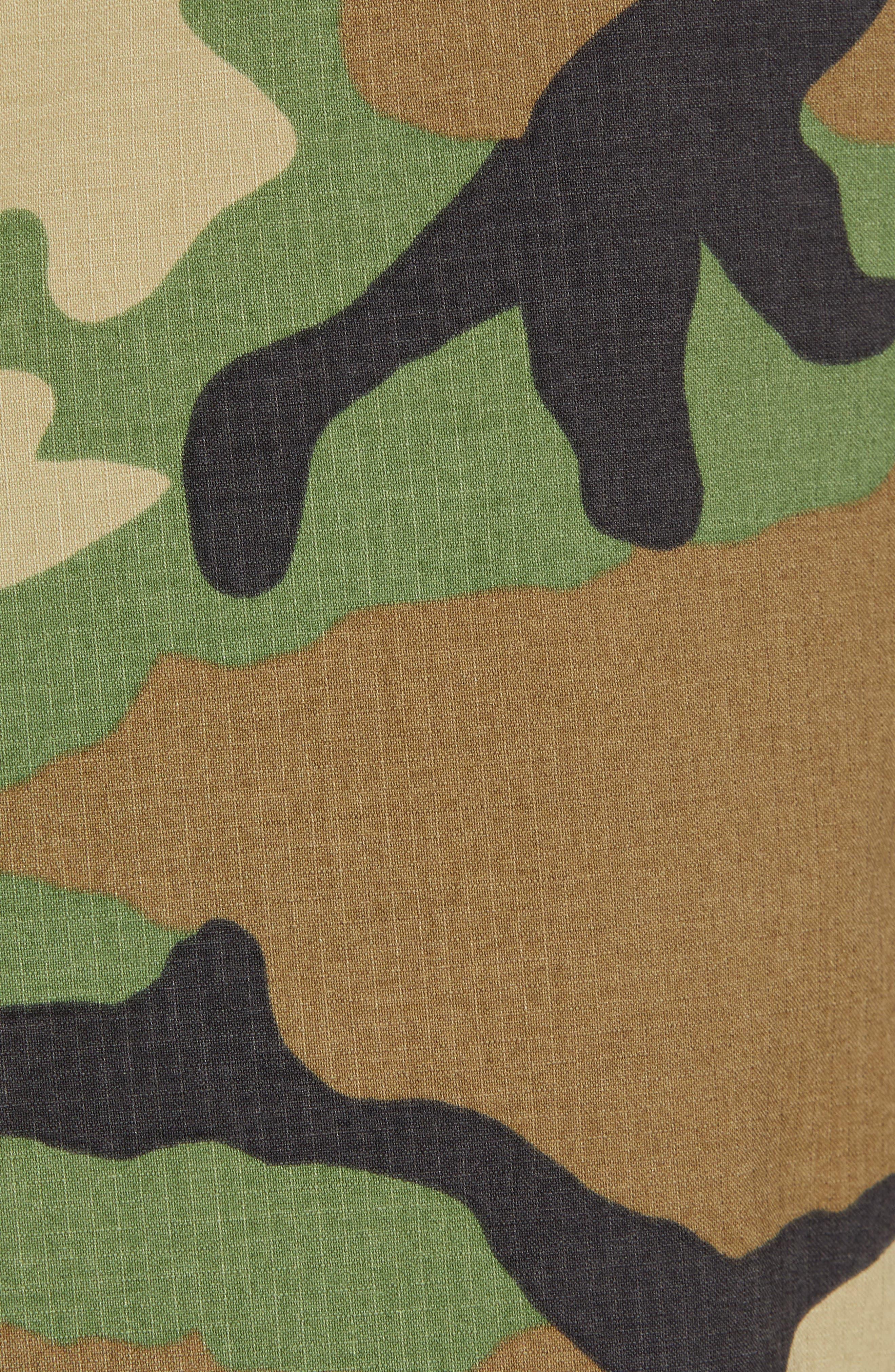 Prospect Service Shorts,                             Alternate thumbnail 5, color,                             Multi Camo