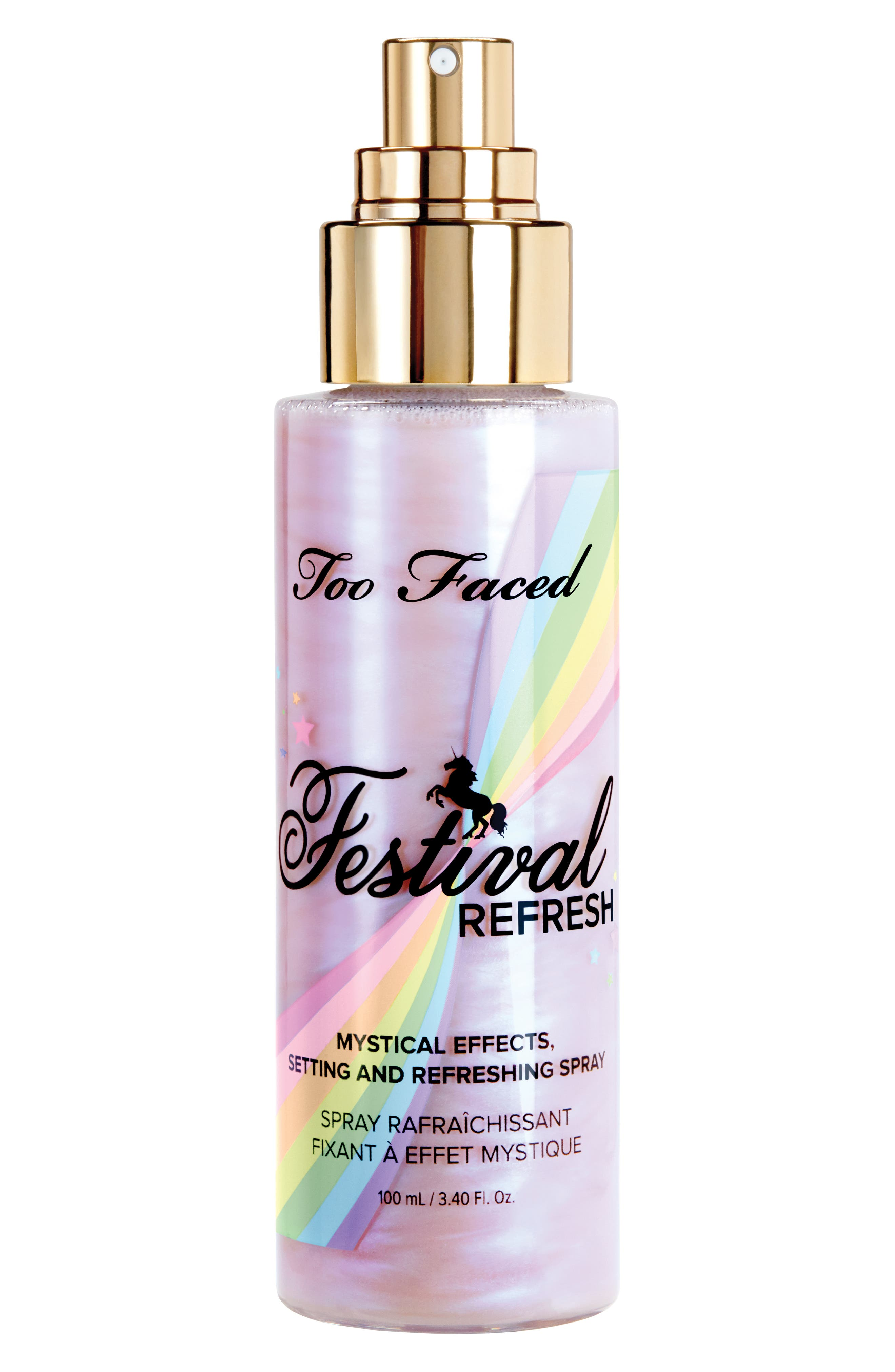 Festival Refresh Spray,                             Alternate thumbnail 3, color,                             No Color