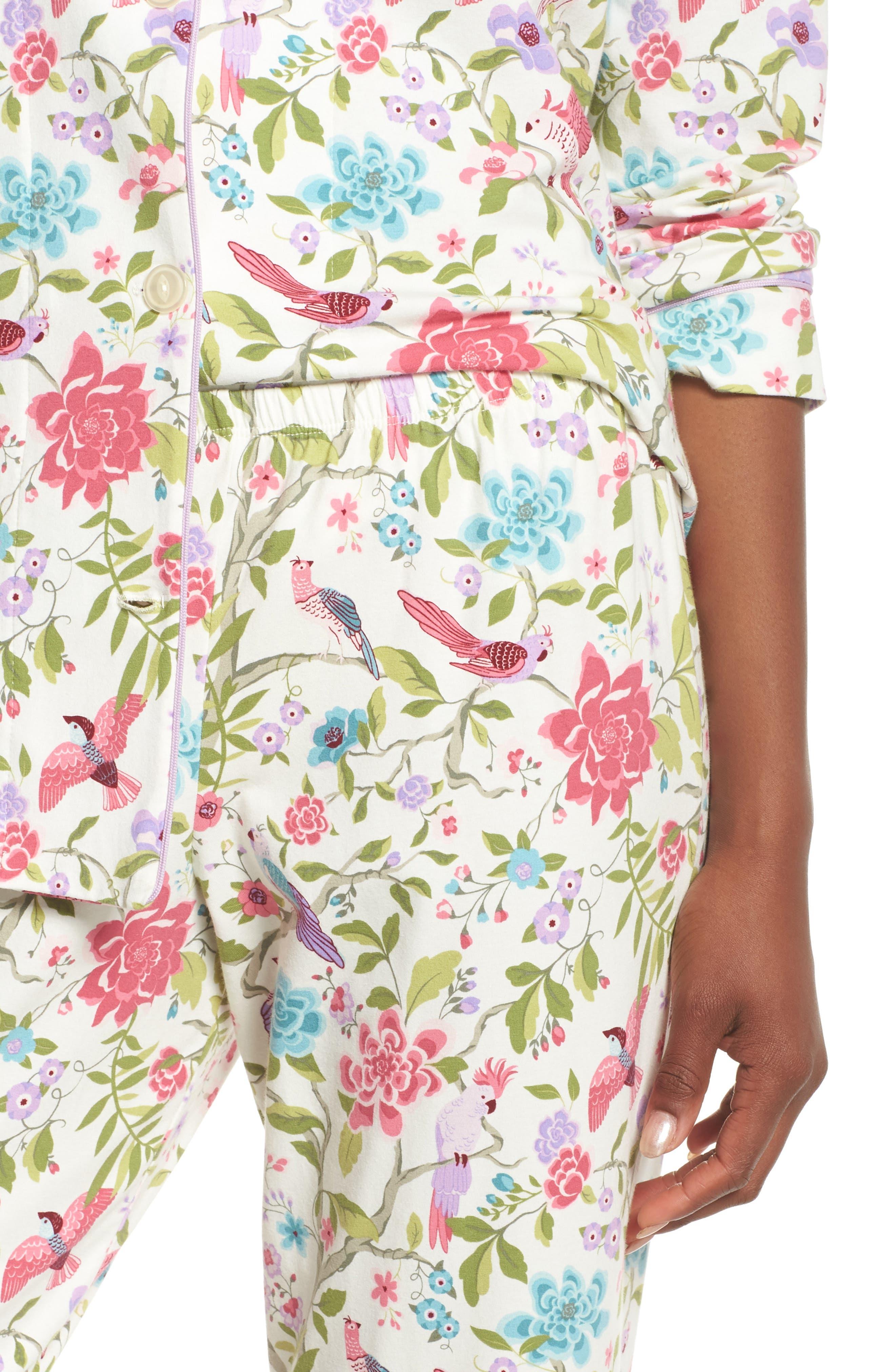 Twinkle Pajamas,                             Alternate thumbnail 4, color,                             Aviary