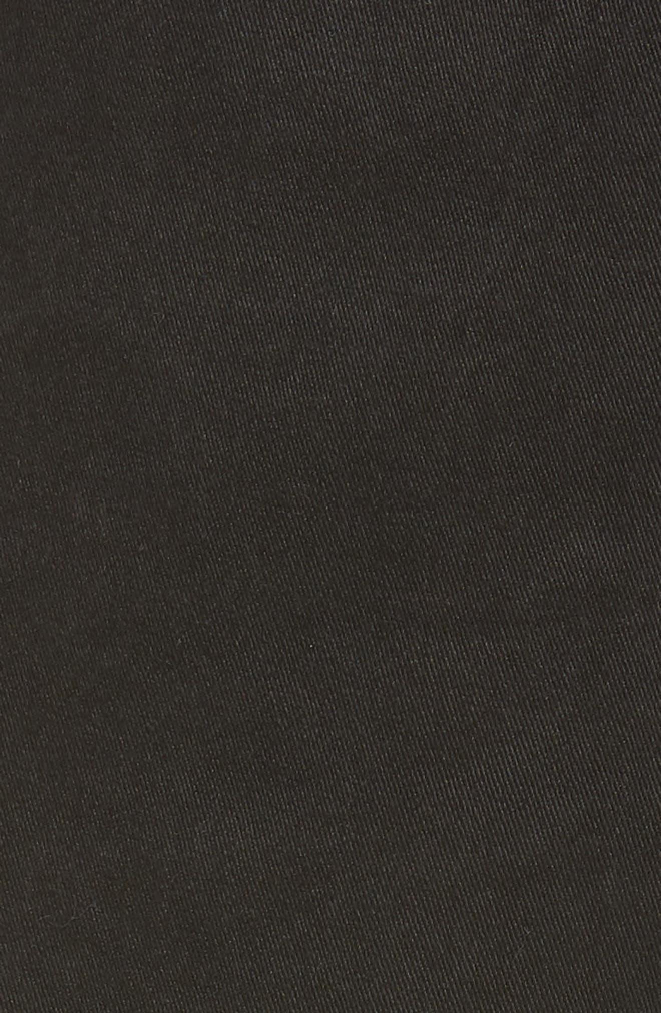 Pigment Dye Volley Shorts,                             Alternate thumbnail 5, color,                             Grey Onyx