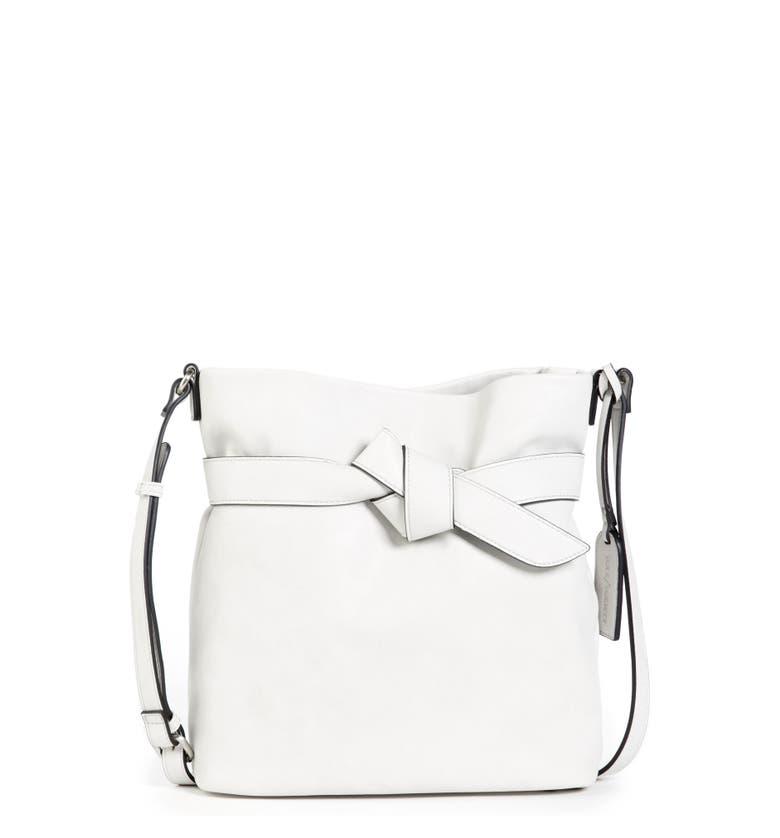 Karon Faux Leather Shoulder Bag