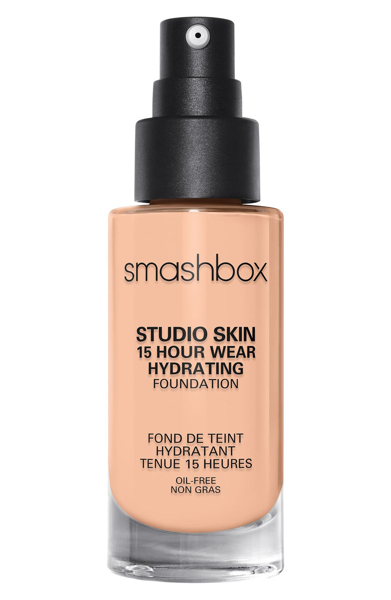 Studio Skin 15 Hour Wear Foundation,                             Main thumbnail 1, color,                             2.15 - Light Cool Beige