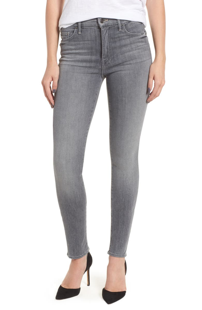 The Looker High Waist Skinny Jeans