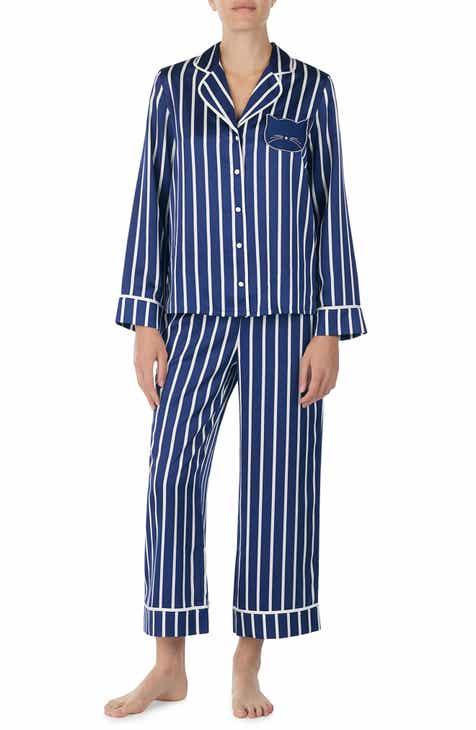 kate spade new york capri pajamas - Nordstrom Christmas Pajamas