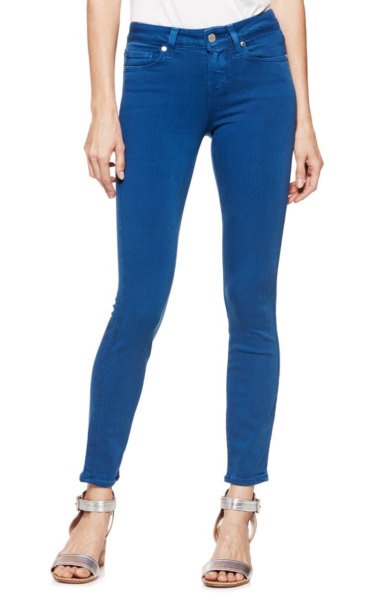 Verdugo Transcend Ankle Skinny Jeans