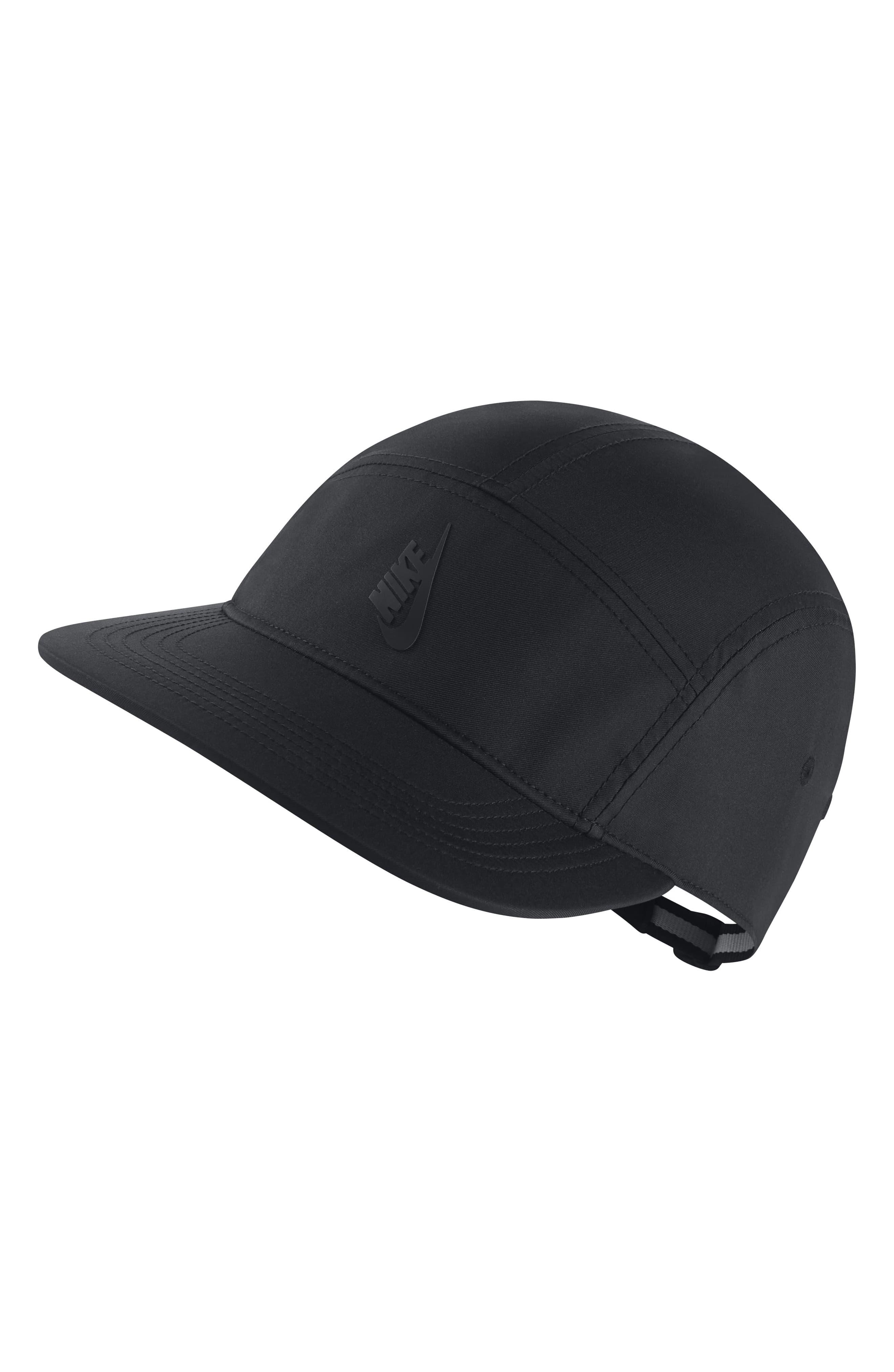 LAB BASEBALL CAP - BLACK