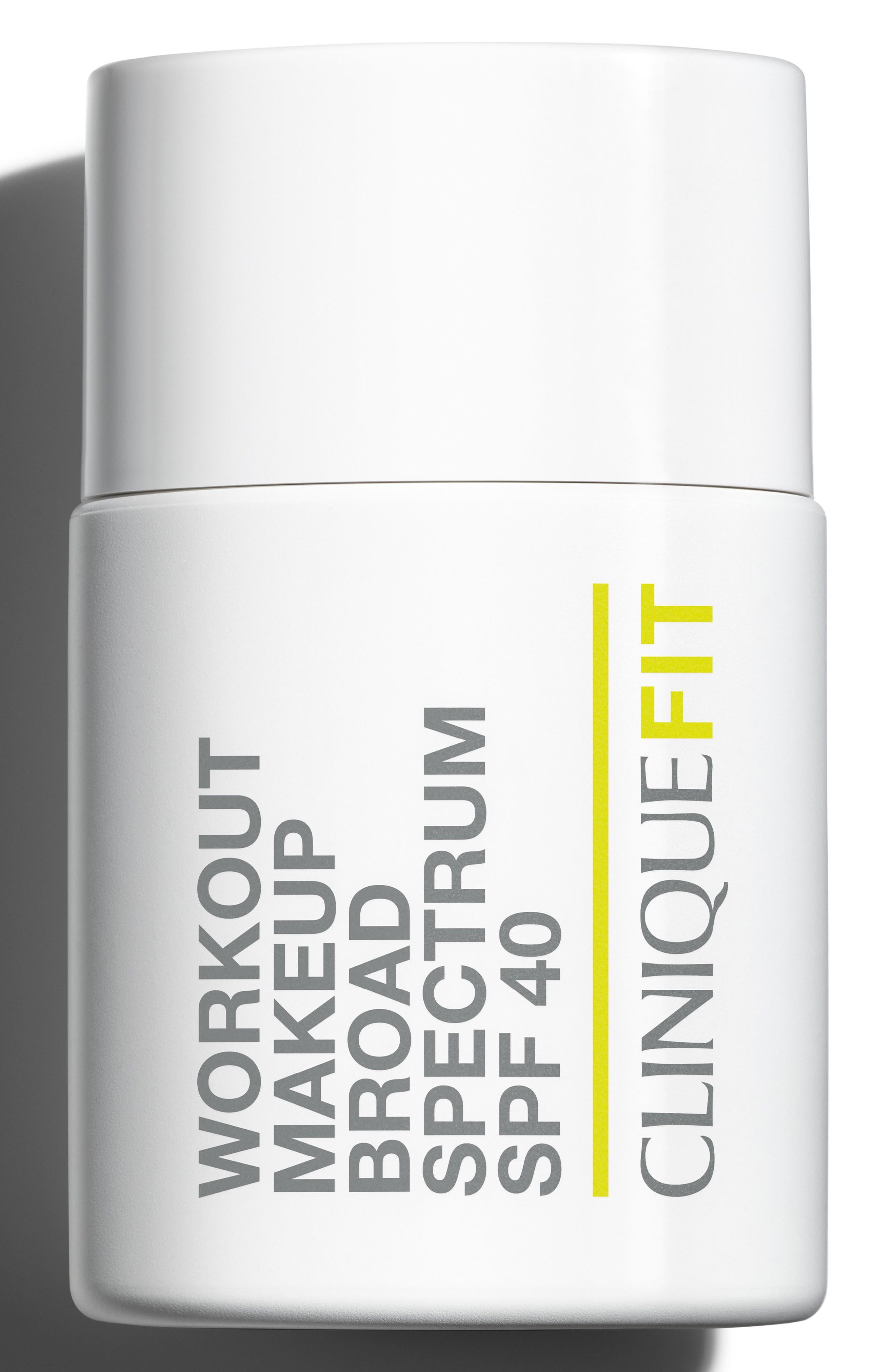 CliniqueFIT Workout Makeup SPF 40,                         Main,                         color, 05 Medium