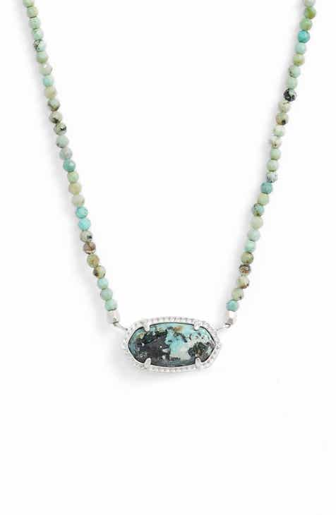 Turquoise necklace nordstrom product image african turquoise silver aloadofball Images