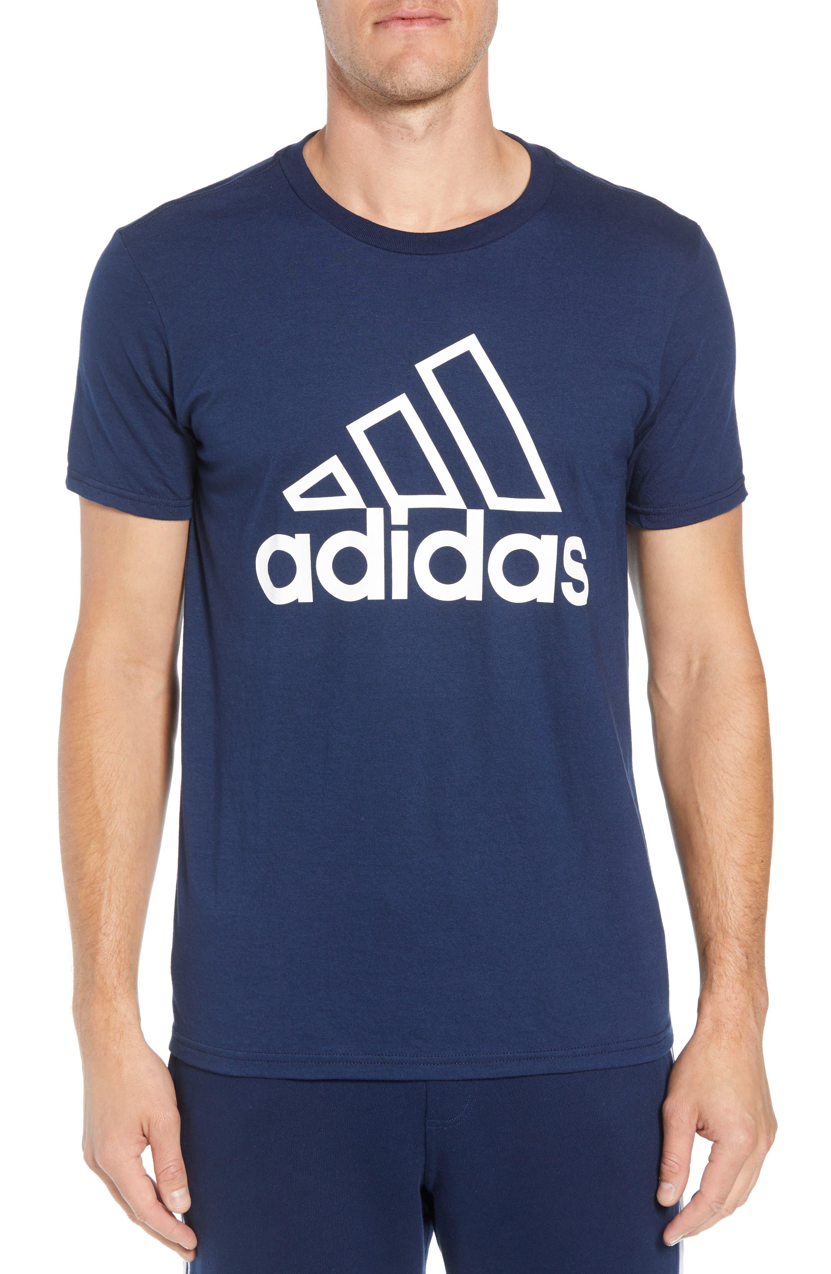 blu adidas per gli uomini: activewear, scarpe & orologi nordstrom