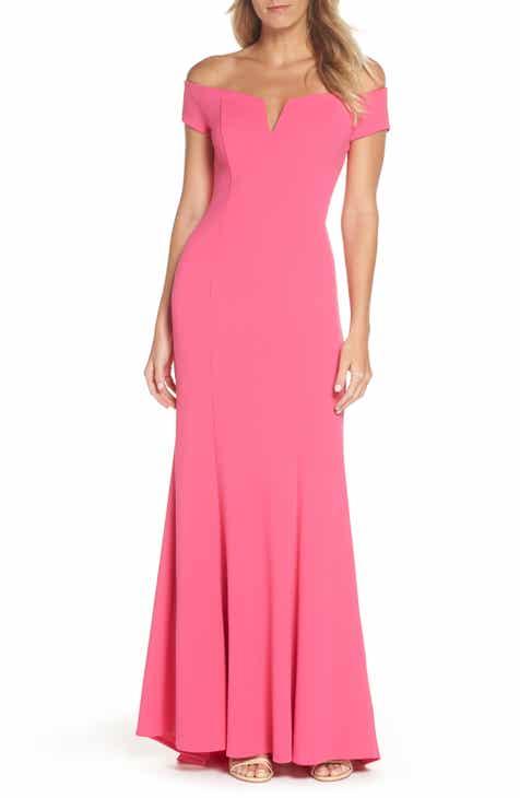 hot pink dresses | Nordstrom