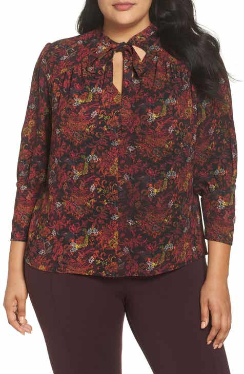 Shirts Blouses Plus Size Clothing For Women Nordstrom